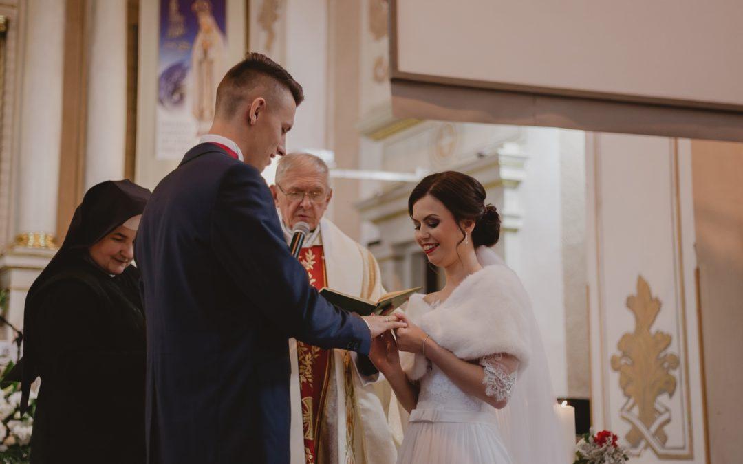 Zdjęcia ślubne Pionki – Z+R