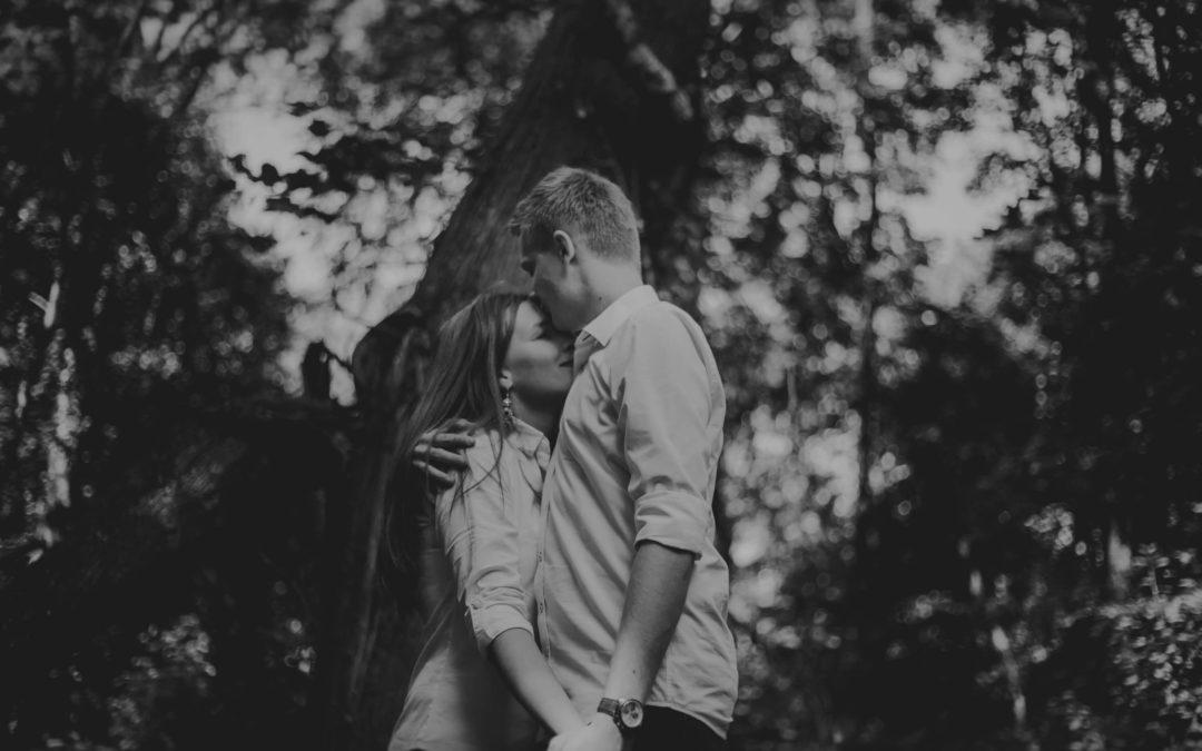 M+P – Sesja przed ślubem – Pałacyk Jabłonna