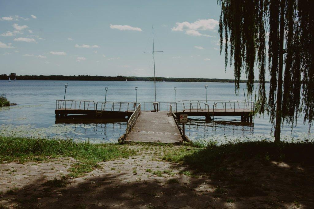 Sesja Ślubna Jezioro Zegrzyńskie
