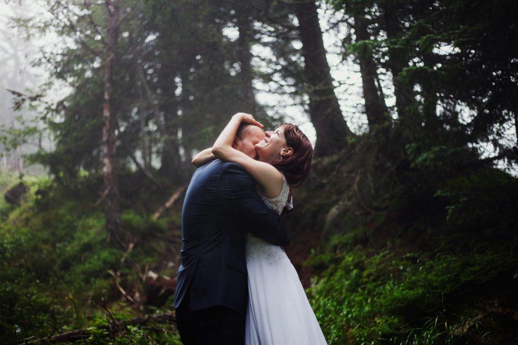 miłość w górach