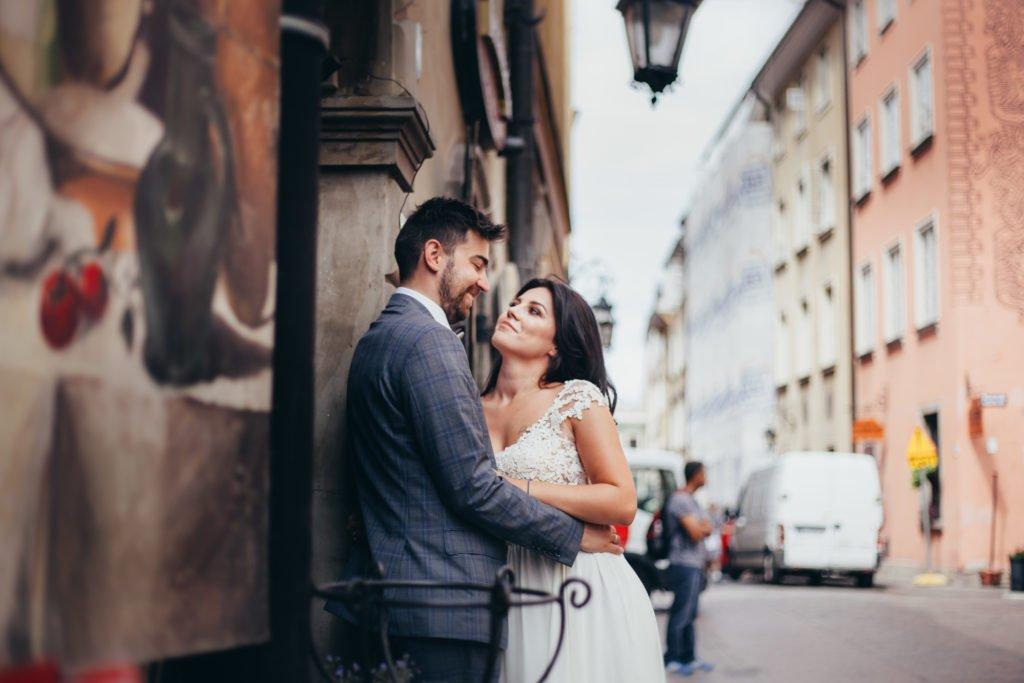 fotografie ślubne