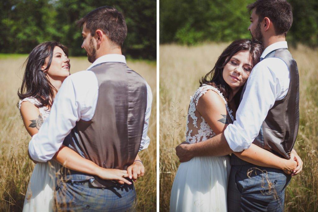 pamiątkowe zdjęcia poślubne