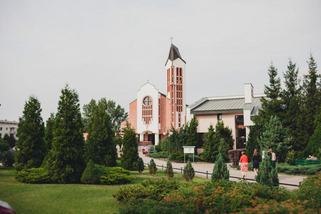 kościół warszawa tarchomin myśliborska