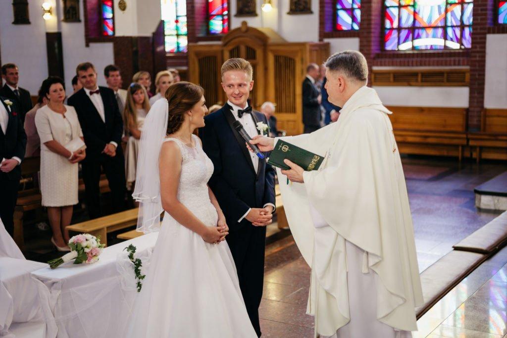 ceremonia ślubna kościół tarchomin