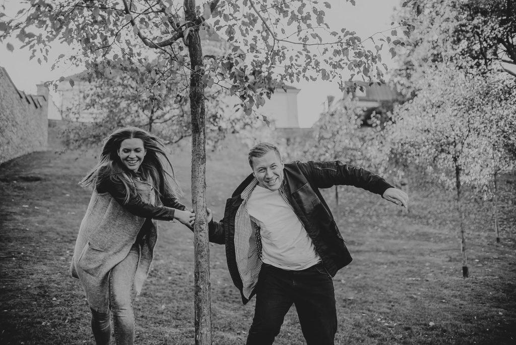 Przedślubna sesja zdjęciowa Ani i Maćka