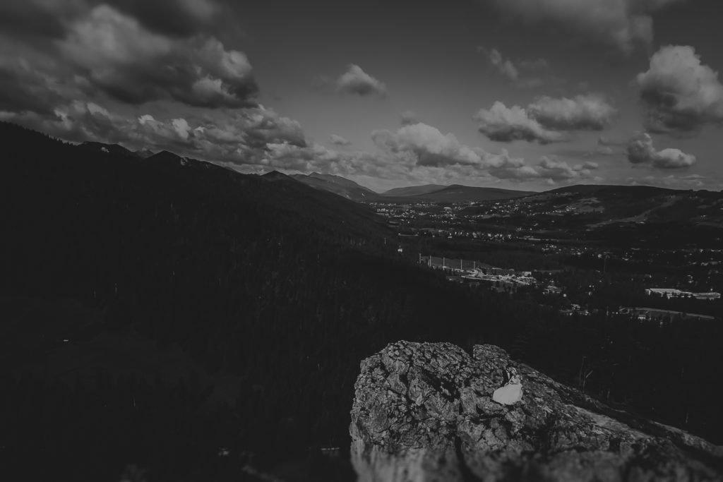 niezapomniana sesja w górach nosal