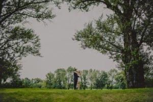 pole golfowe rajszew