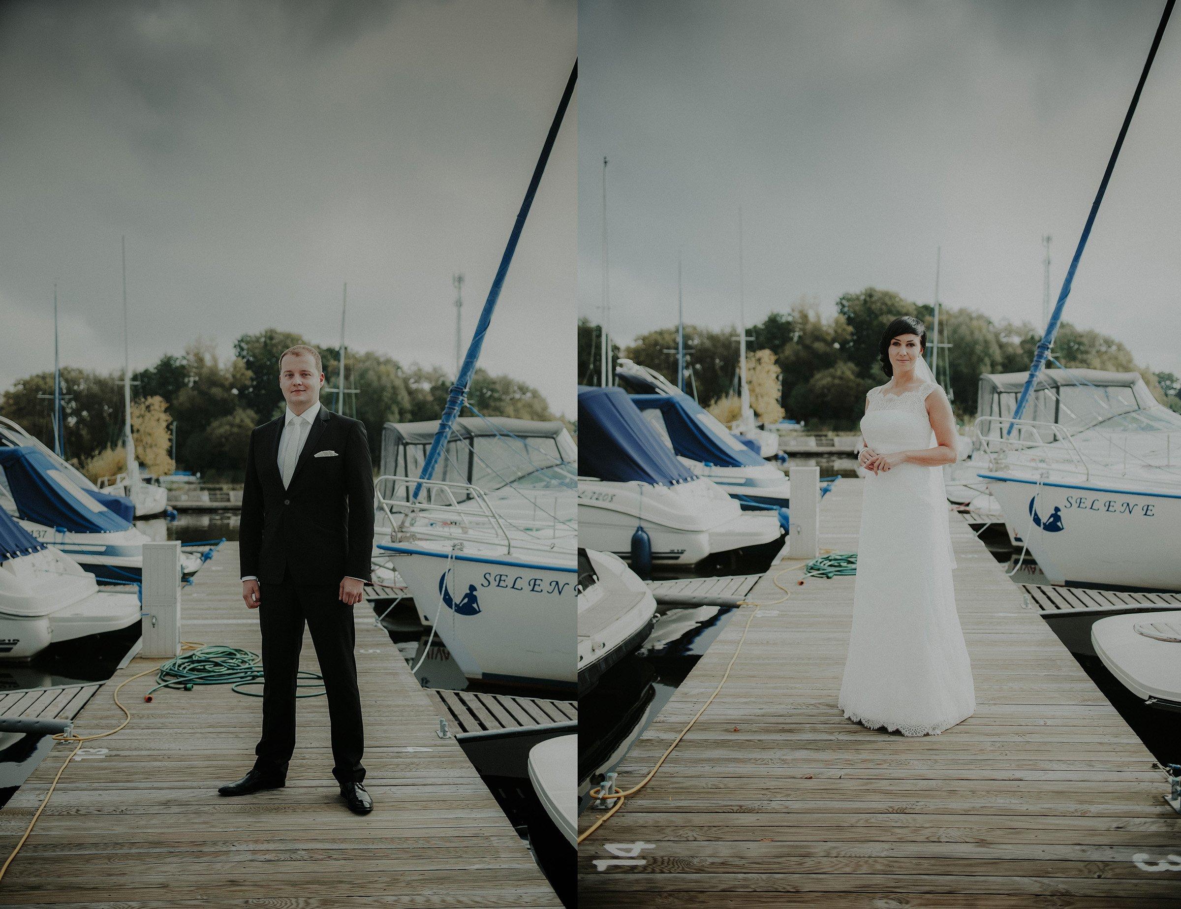 sesja ślubna zegrze