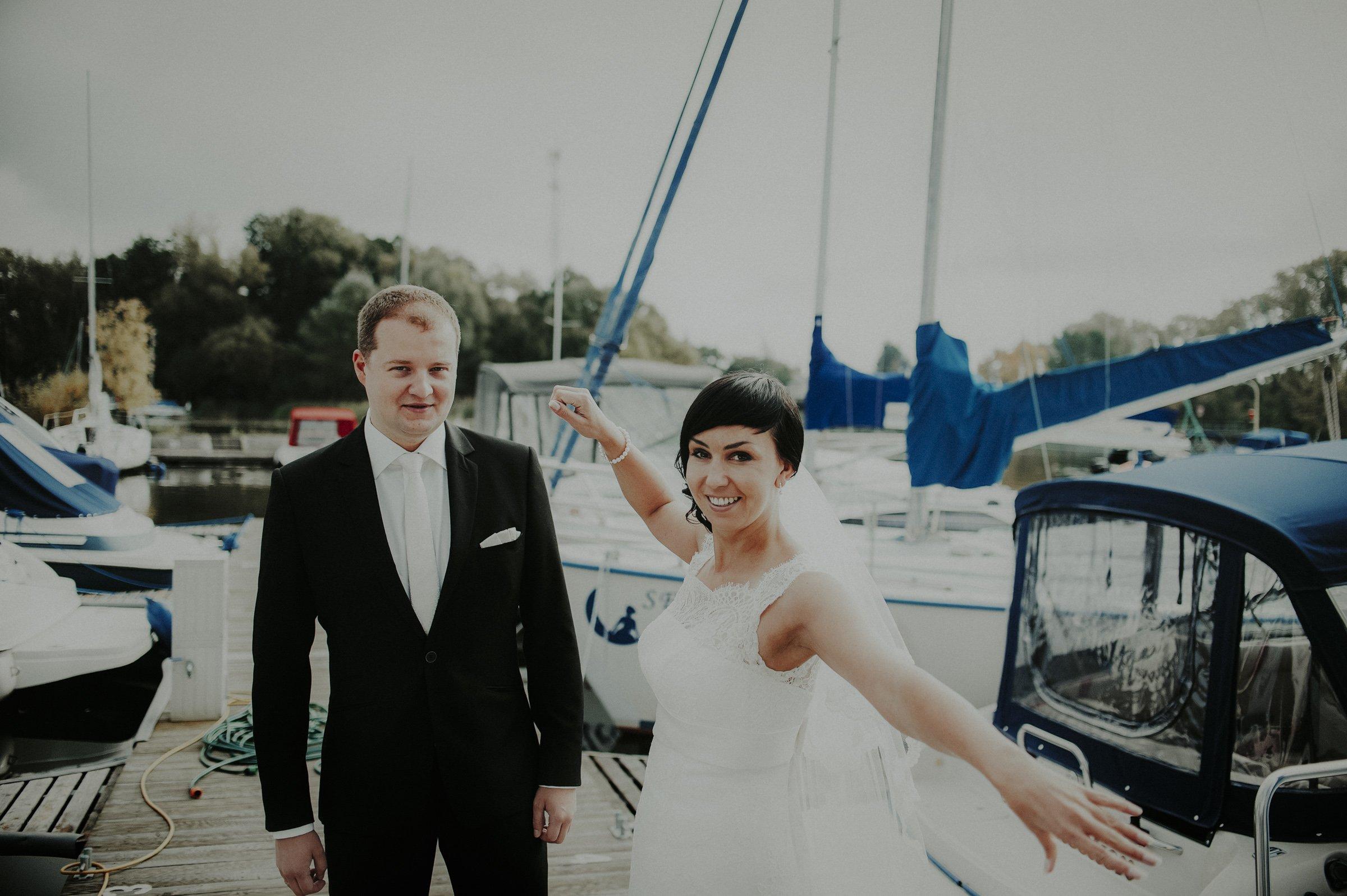 plener ślubny zegrze