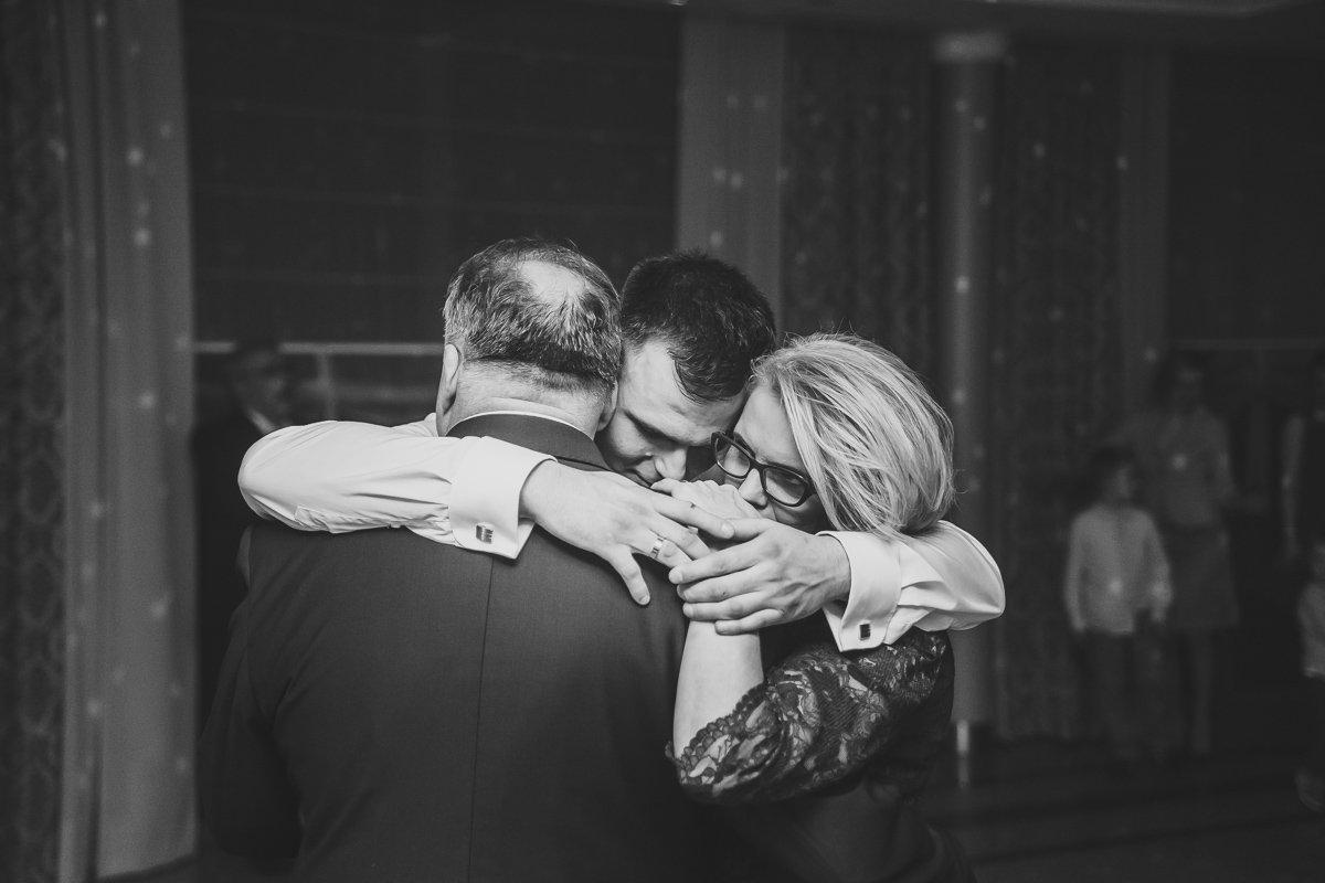 wzruszające momenty na weselu