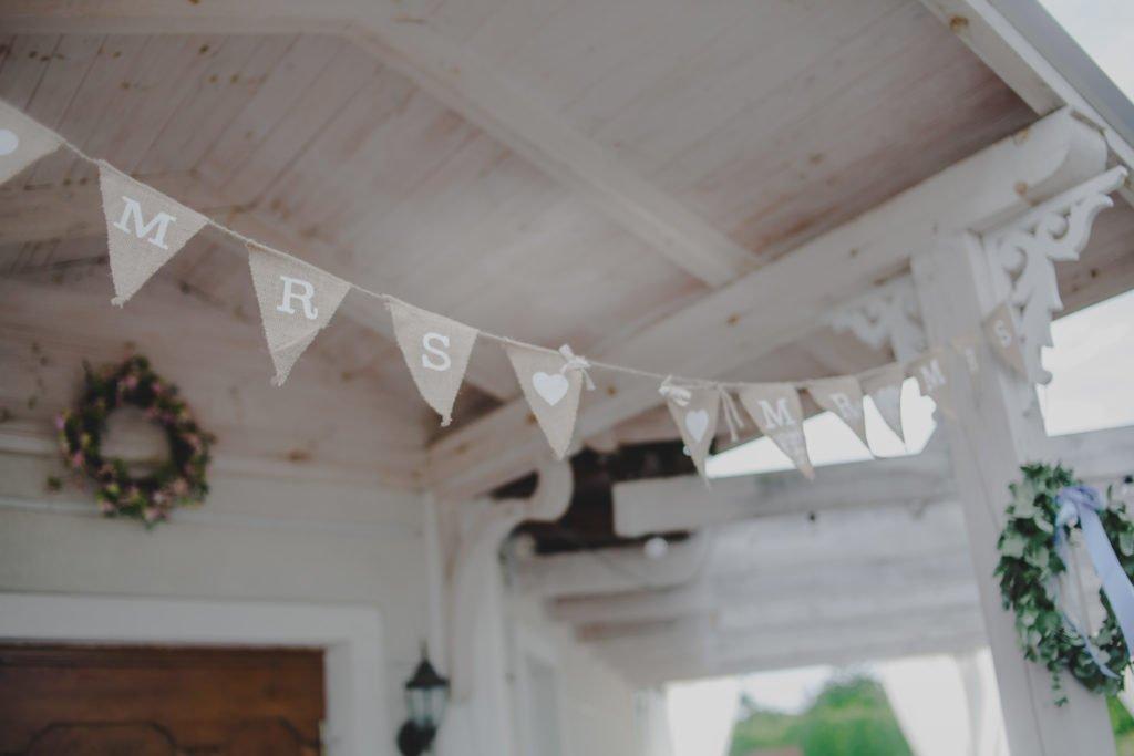 dworek na wodotkach wesele