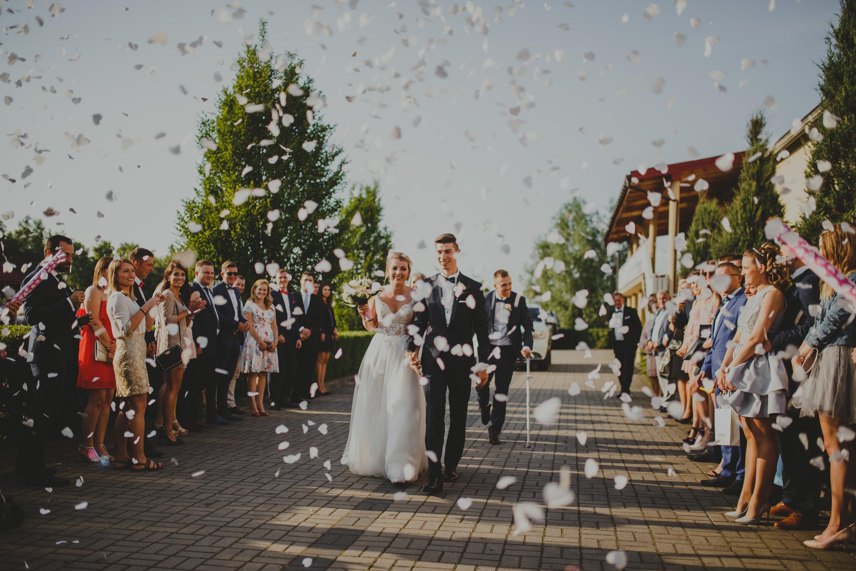 przyjęcie weselne hada