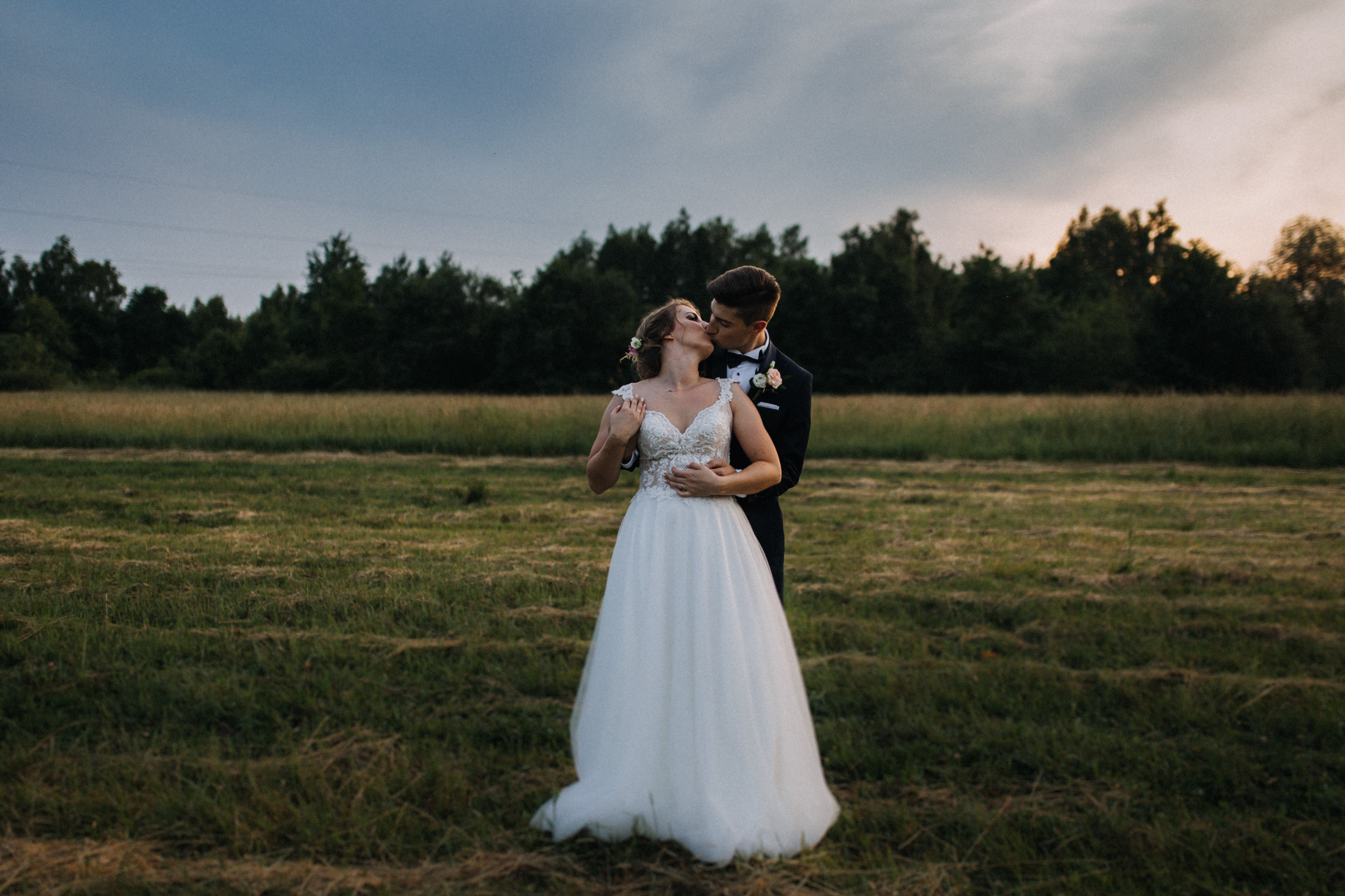 zdjęcia podczas wesela