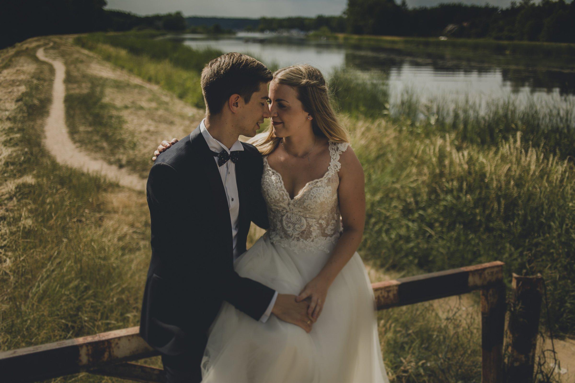 romantyczna historia ślubna