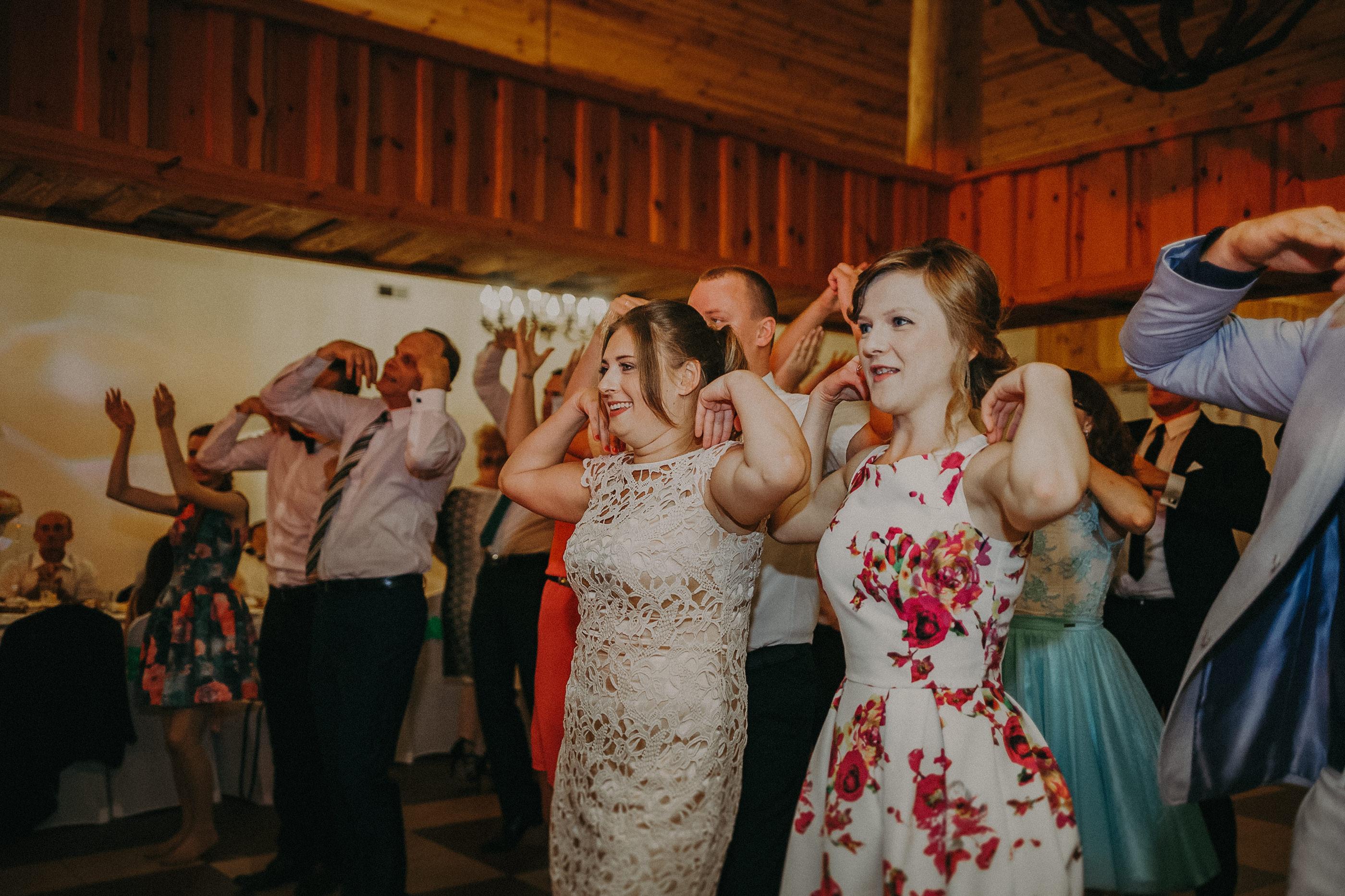zdjęcia ślubne wesele