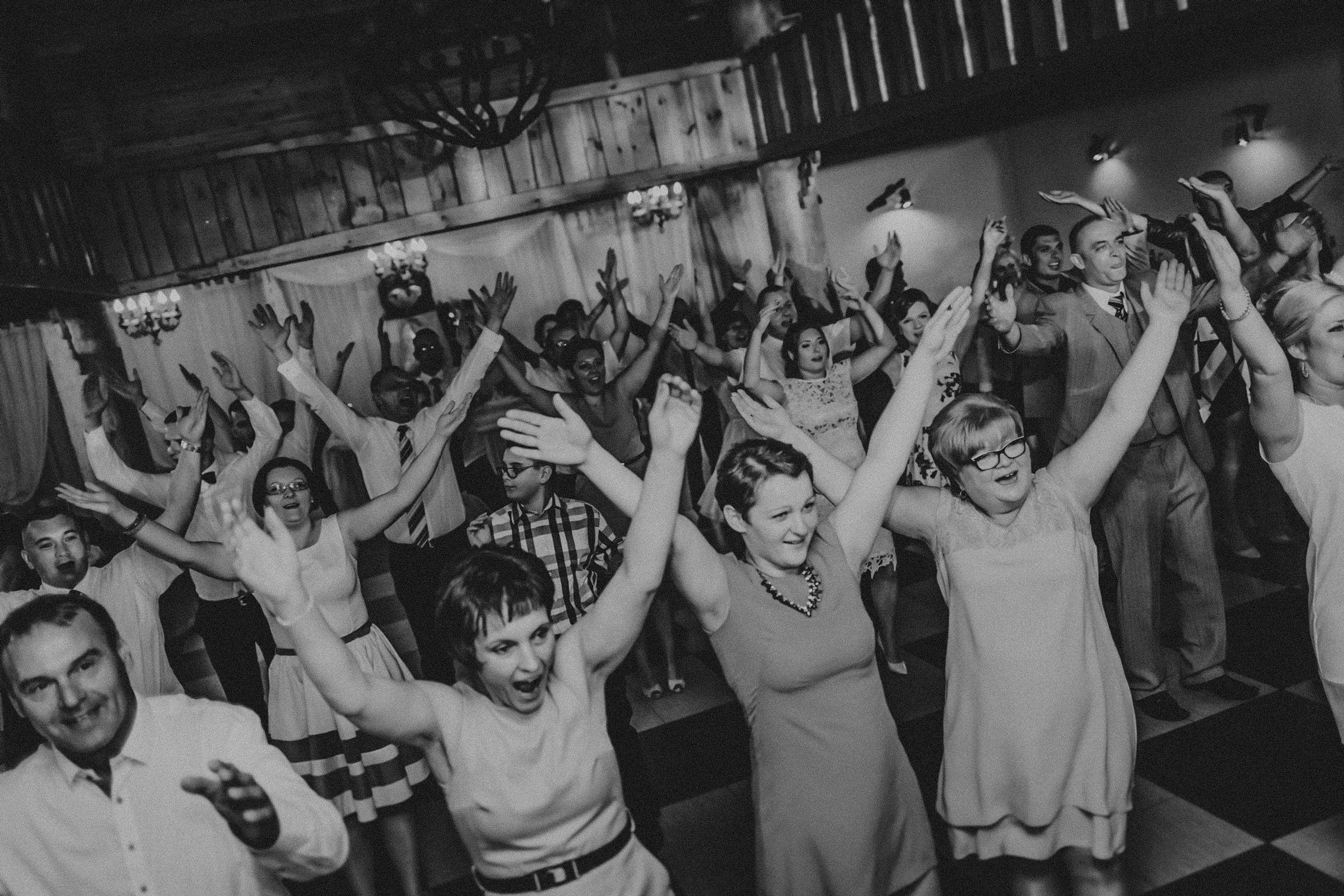 zdjęcia ślubne wesele karczma mława