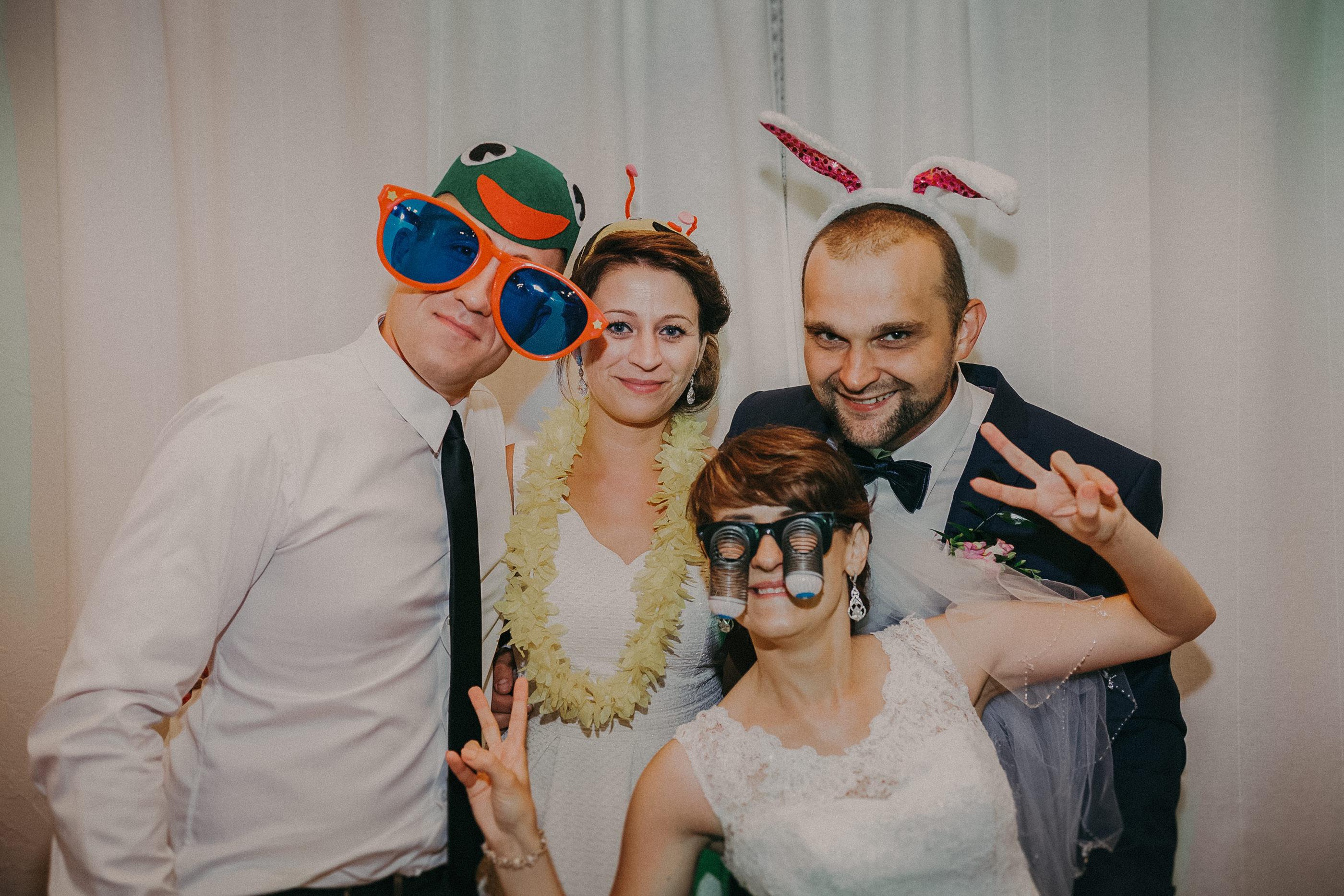 fotobudka wesele mława