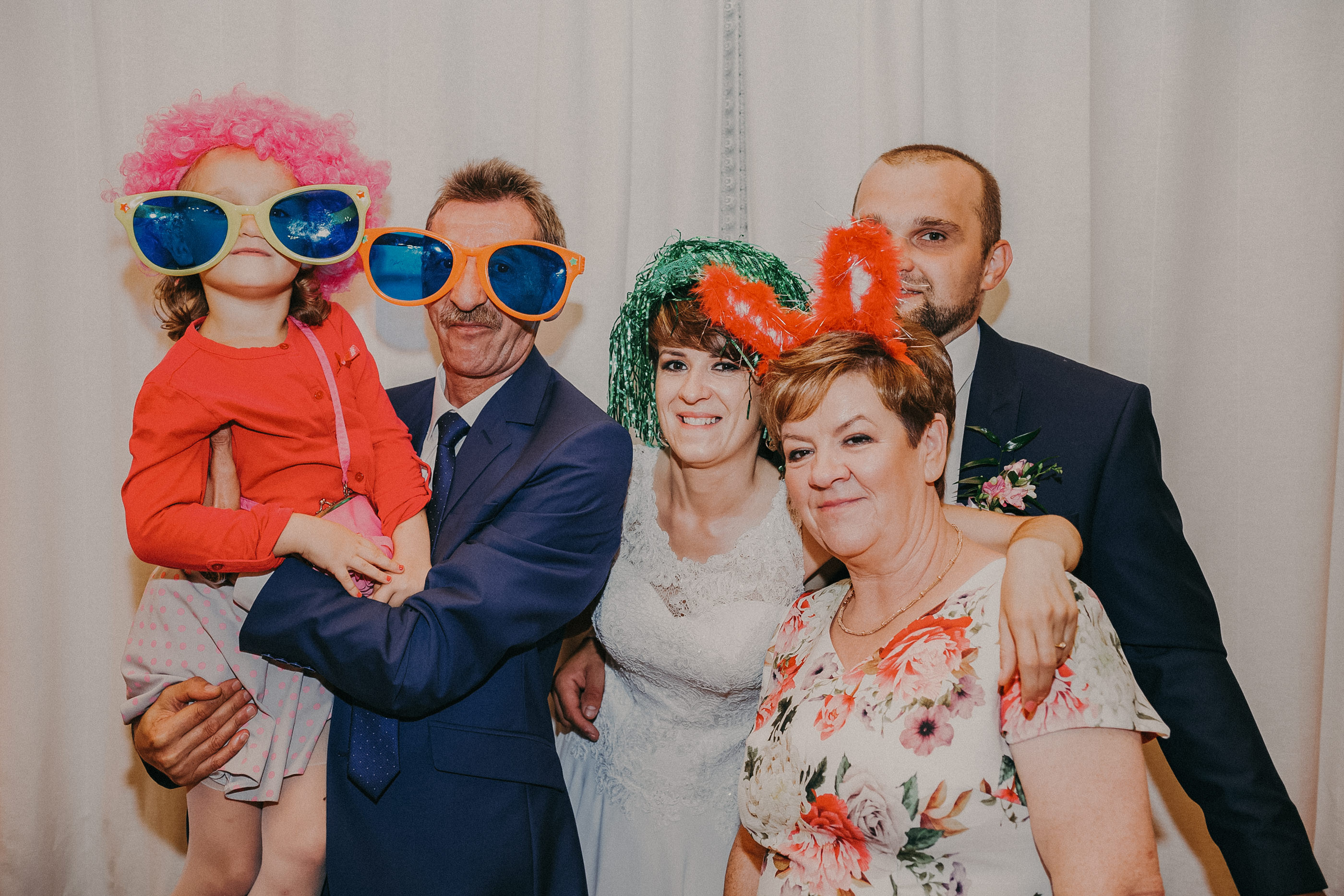 fotobudka mława na weselu