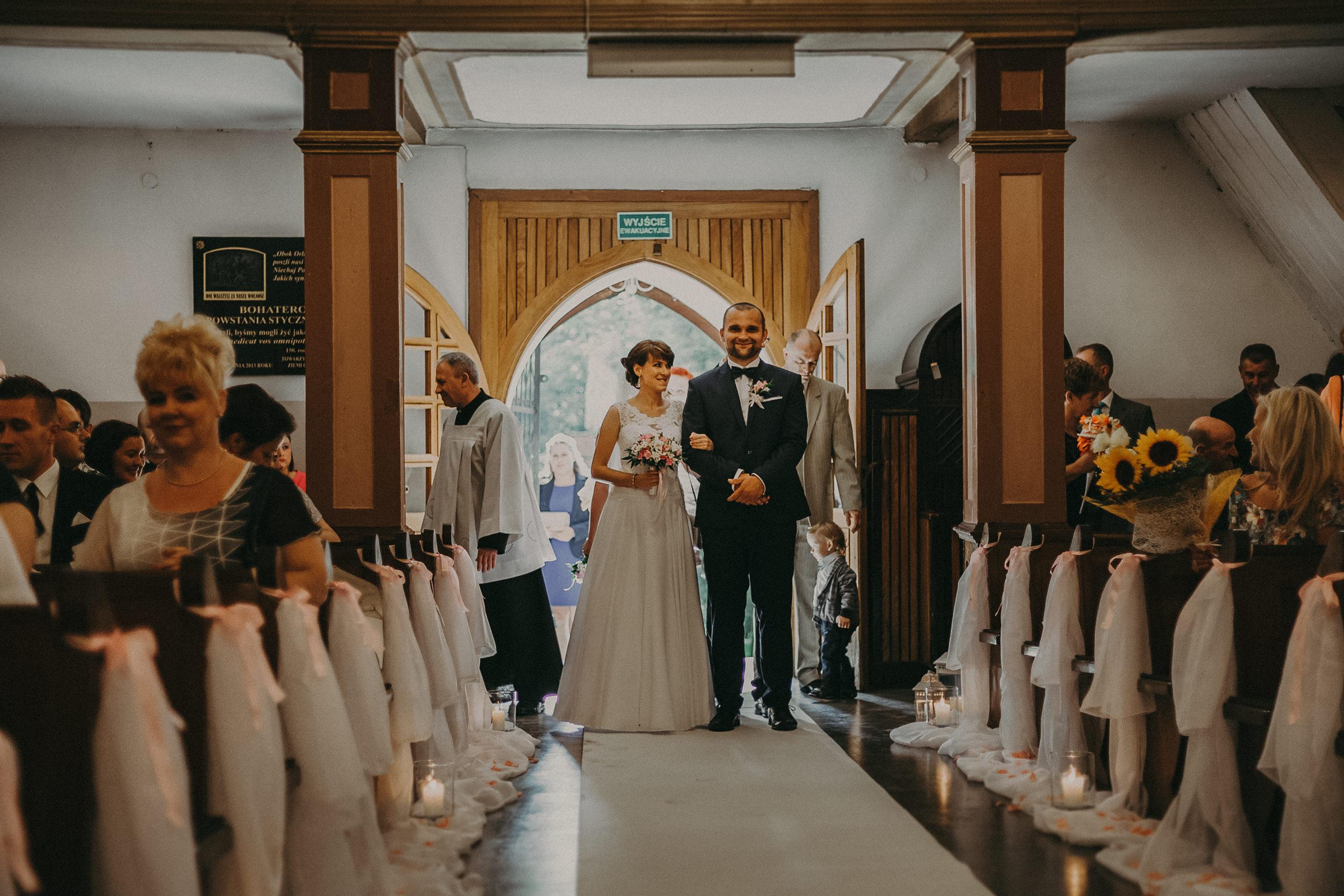 ceremonia ślubna w ciechanowie
