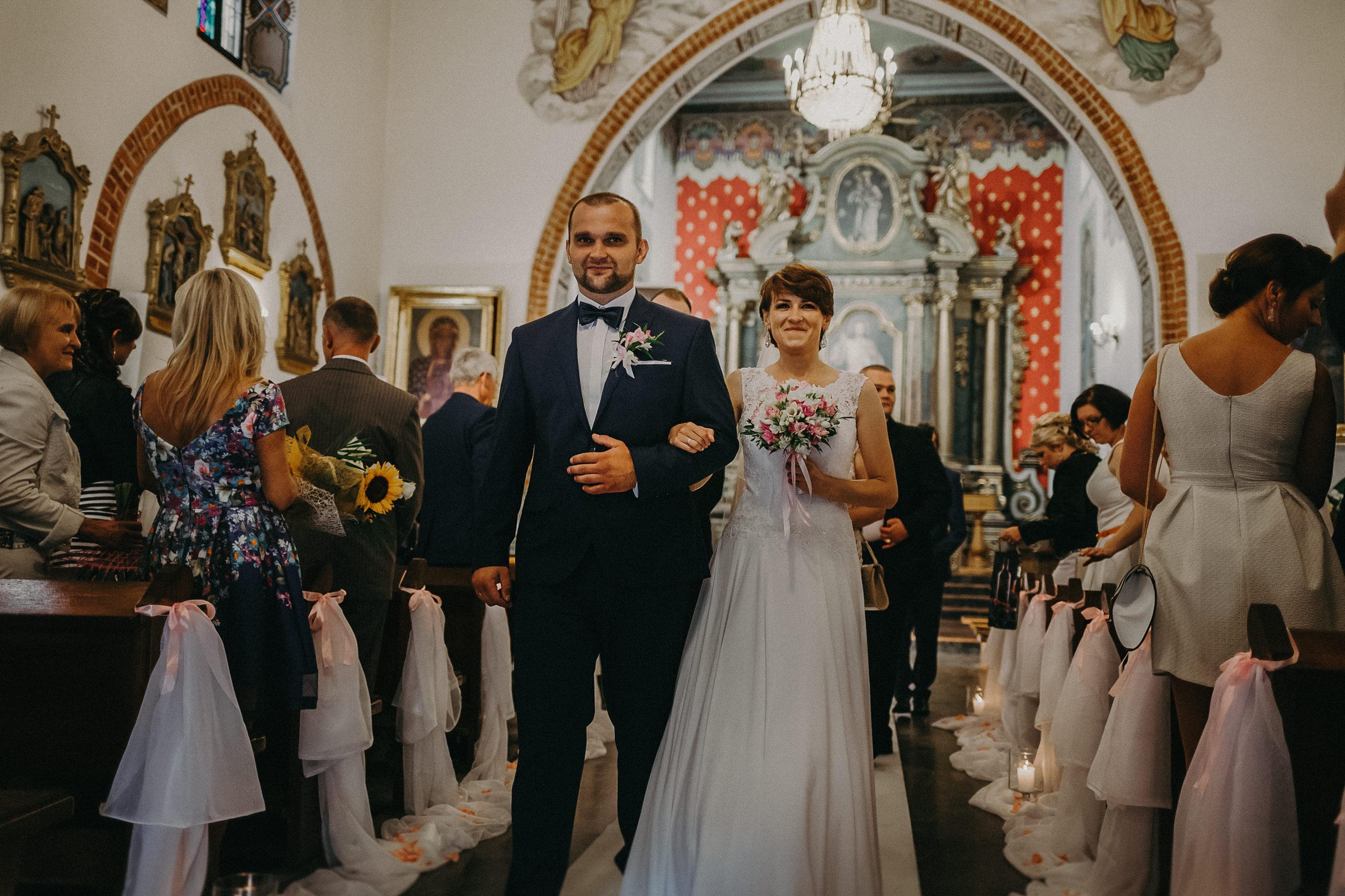 ślub w ciechanowie fotograf