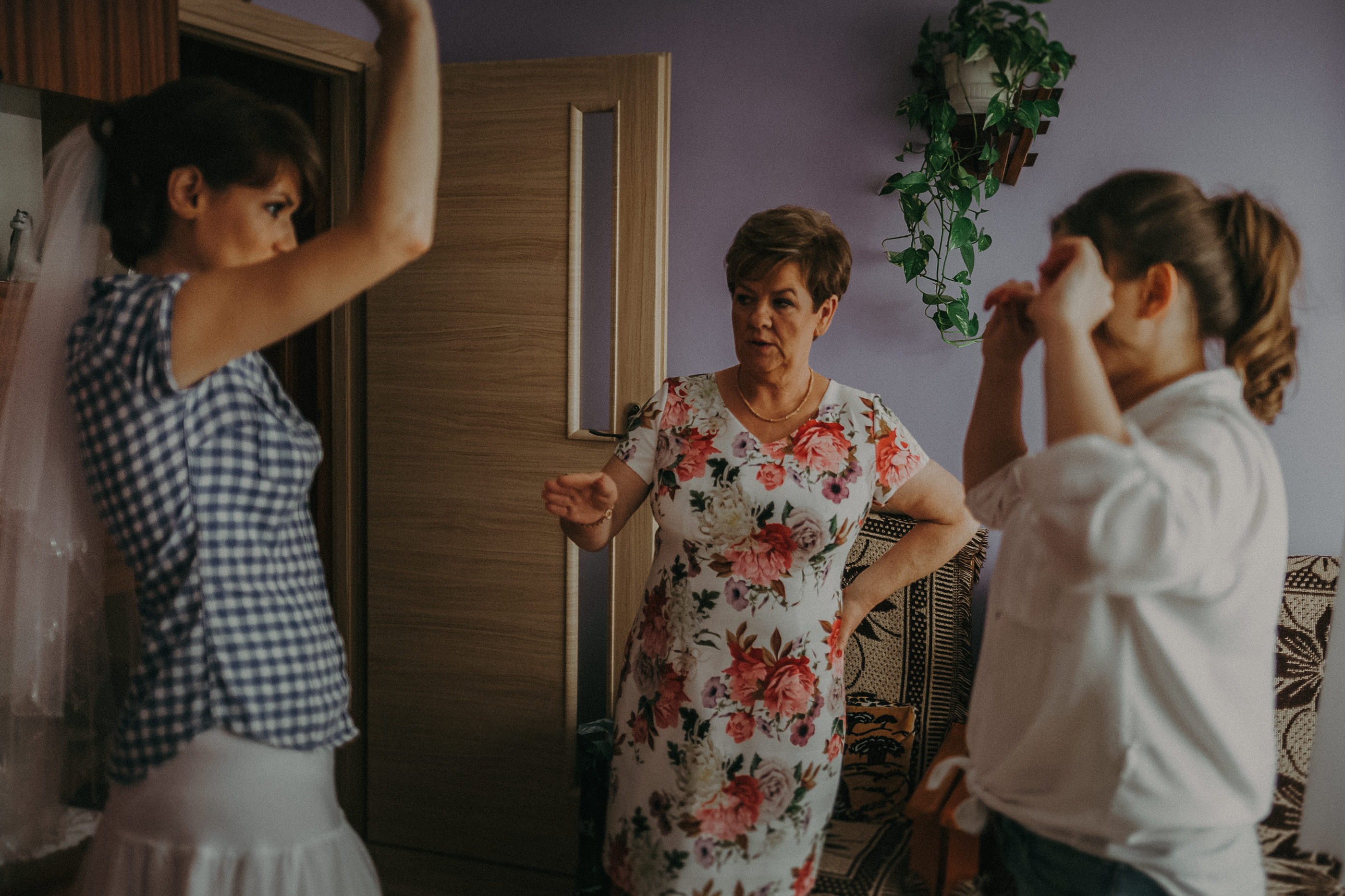 pomoc w przygotowaniach do ślubu