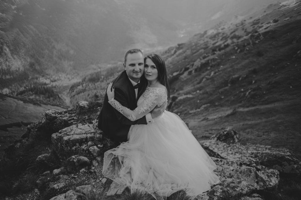 historia ślubna