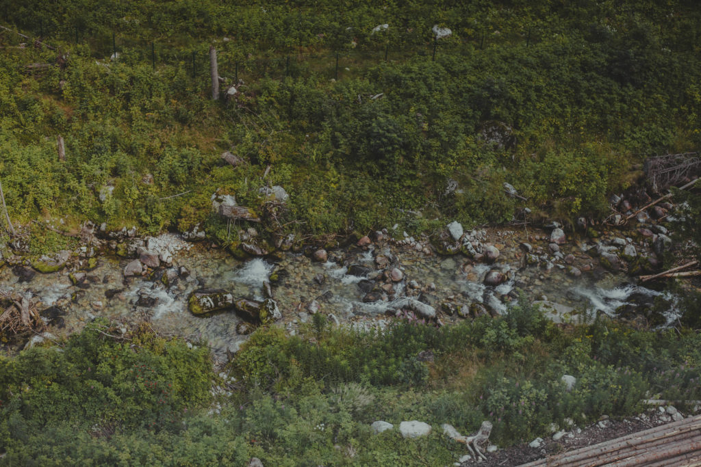 górski strumyk