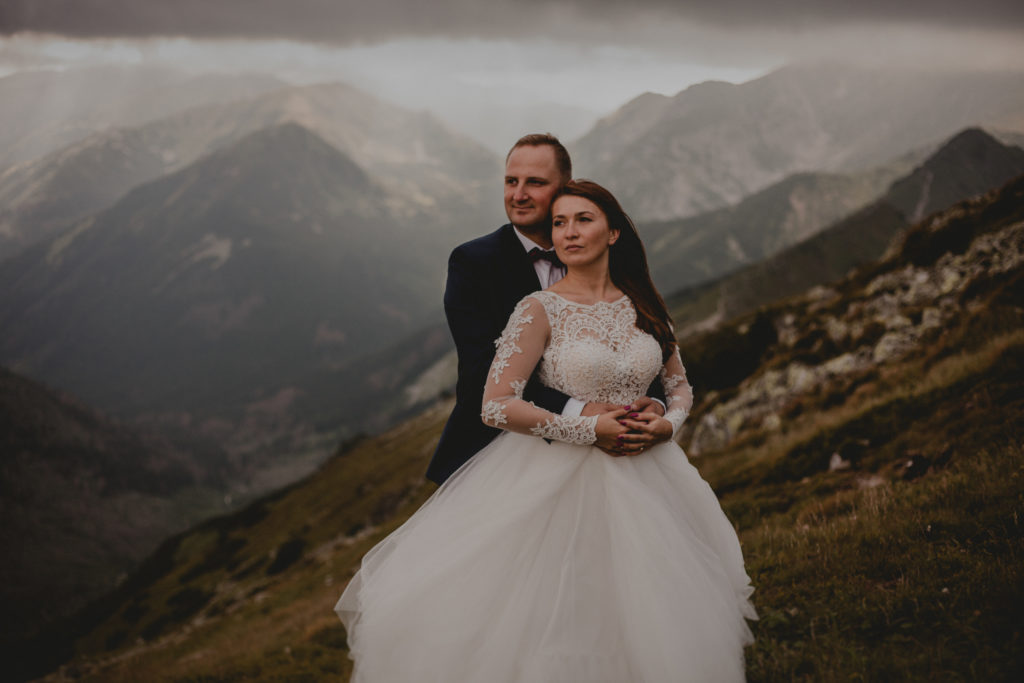 wedding session tatras mountains