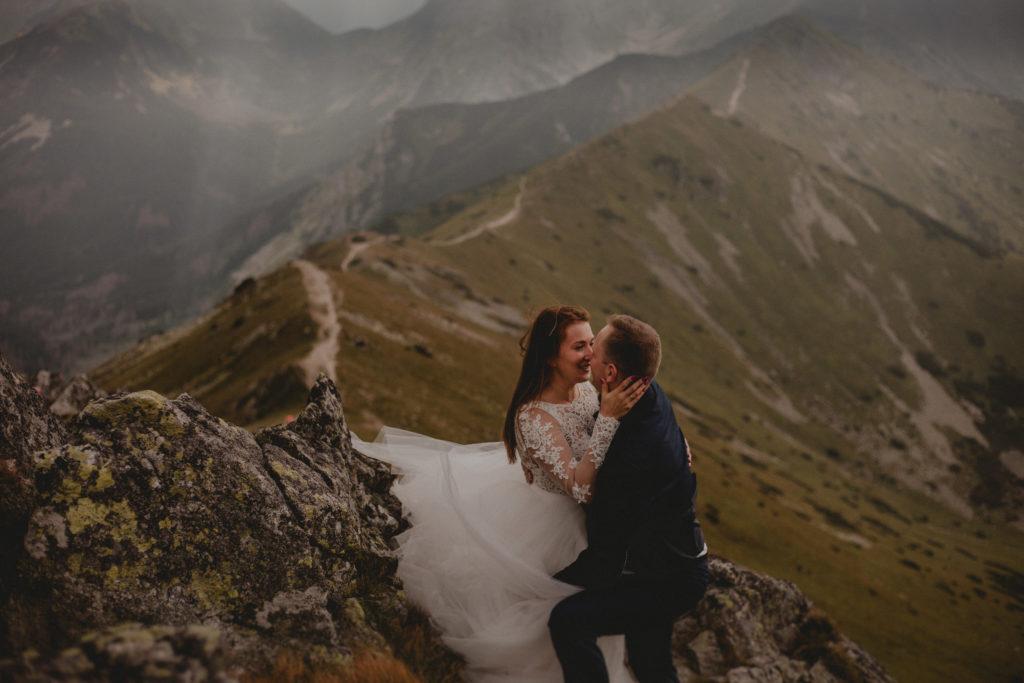 pamiątka z sesji ślubnej