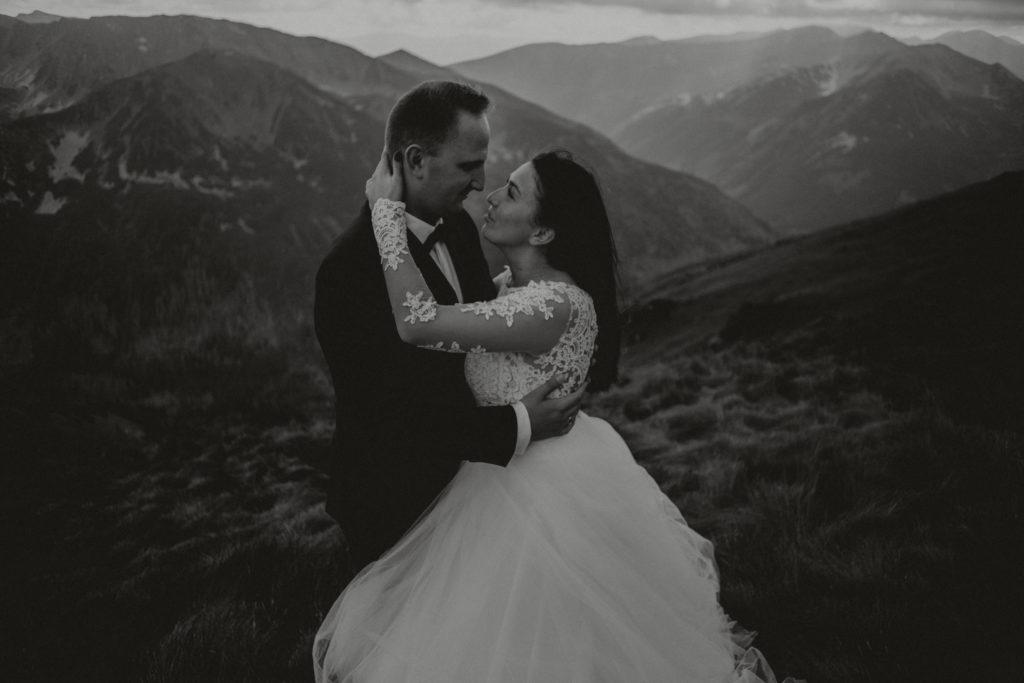 zdjęcia ślubne kasprowy wierch