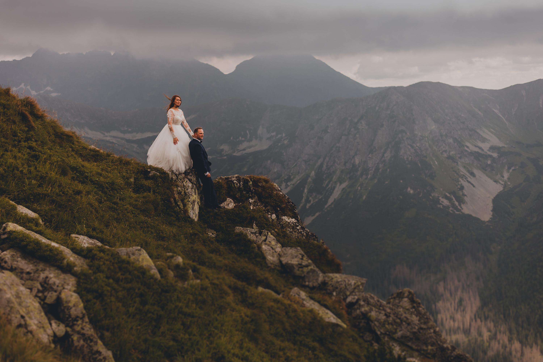 sesja ślubna kasprowy wierch
