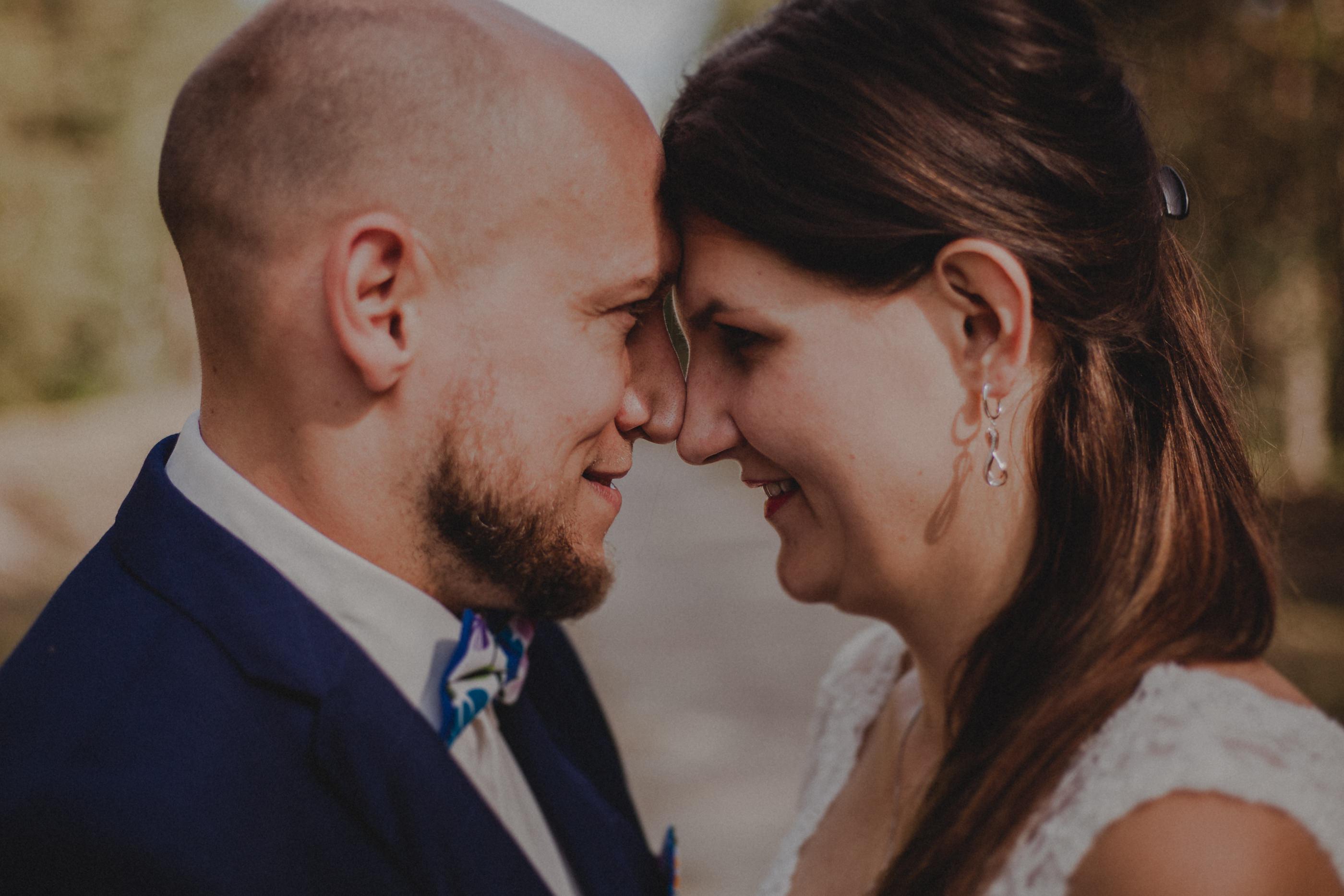 czułe historie ślubne