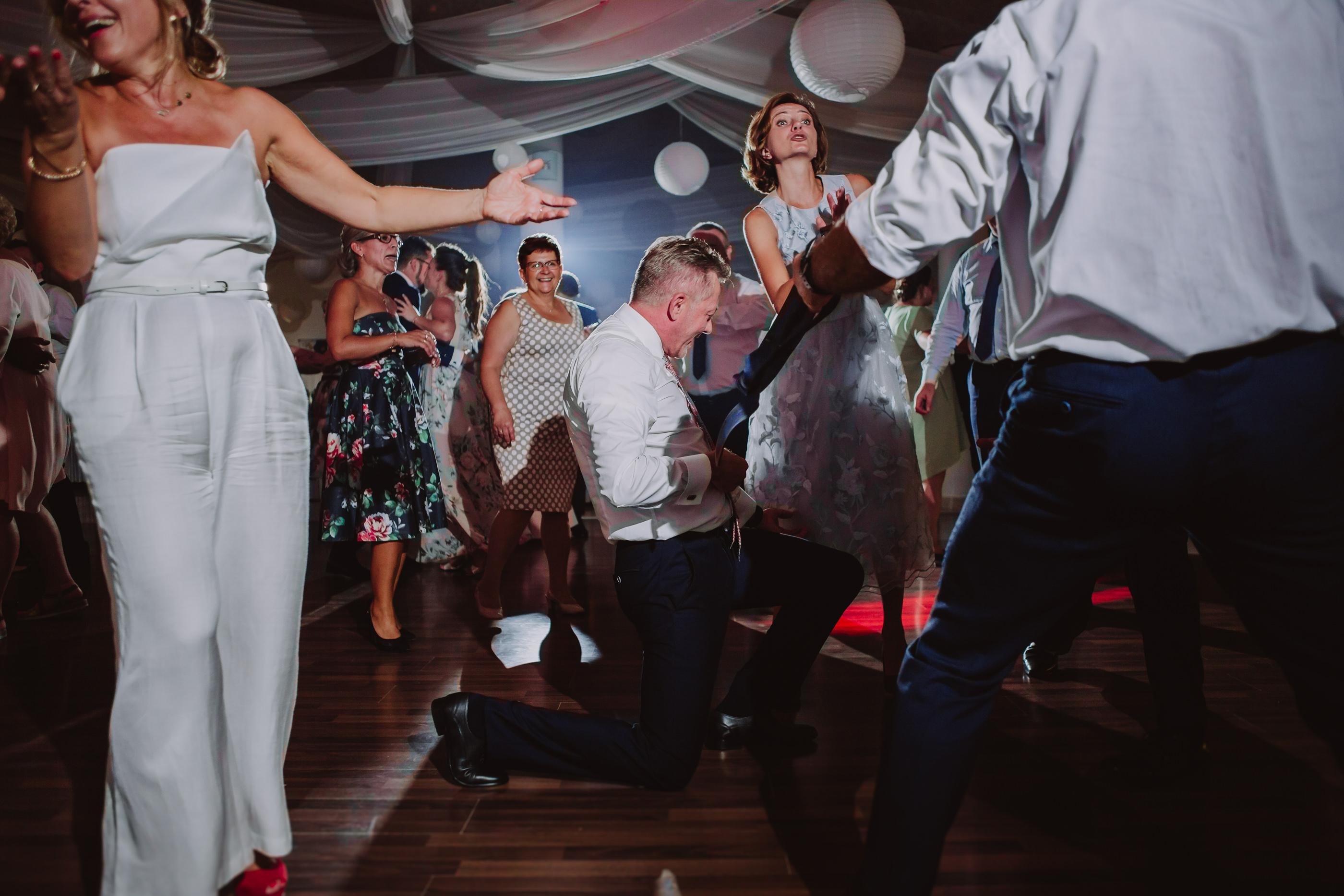 fotografia ślubna wesele