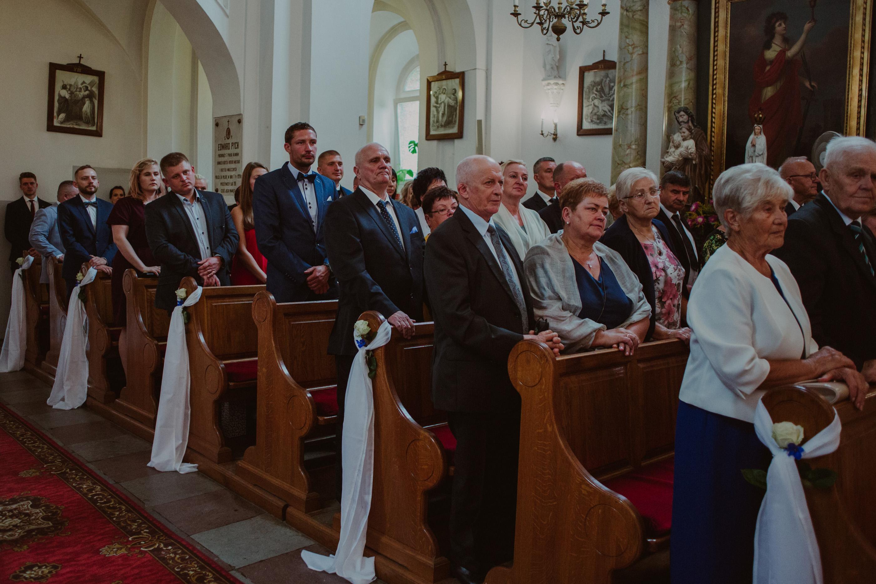 Dom Weselny u Jakuba Sosnów - Ola i Szczepan