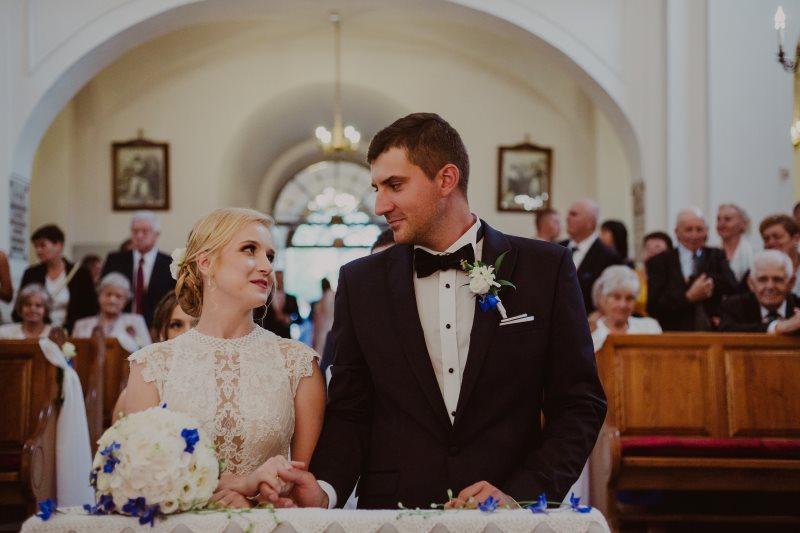 Zdjęcia ślubne Puławy – Ola i Szczepan