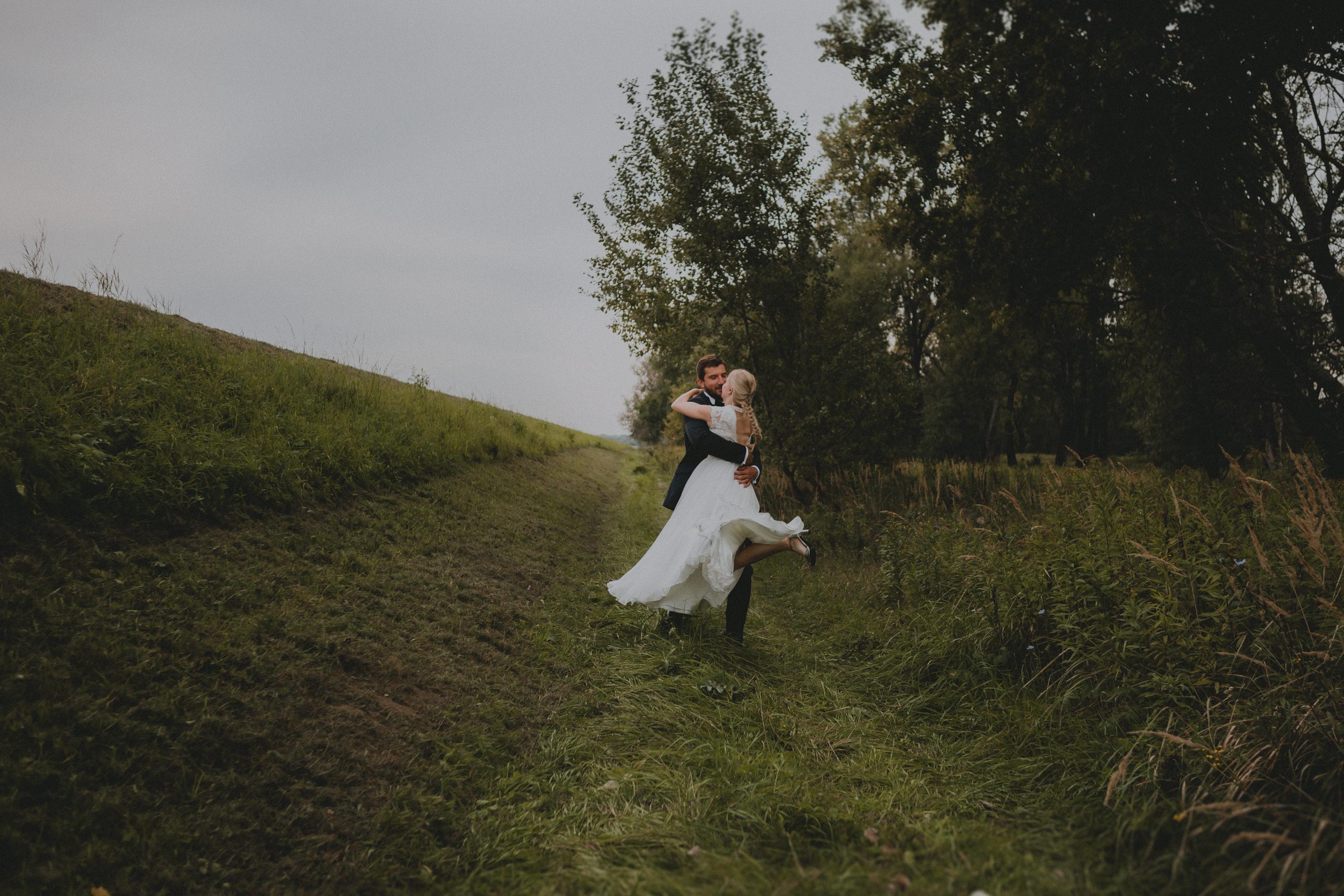 naturalne zdjęcia ślubne otwock