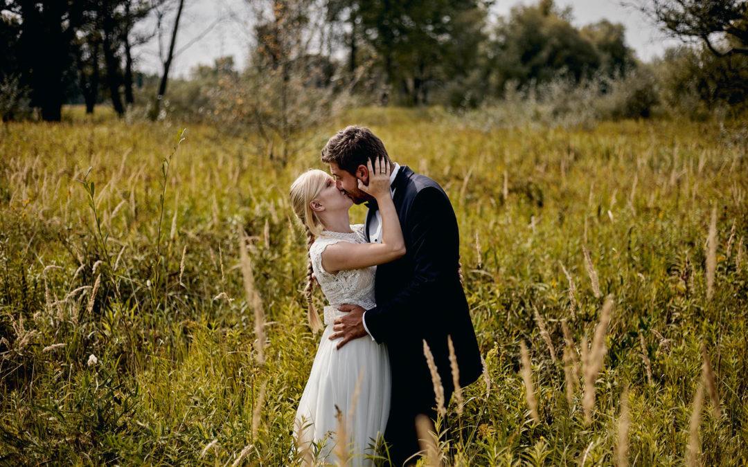 Aleksandra i Szczepan – Sesja ślubna na łonie natury