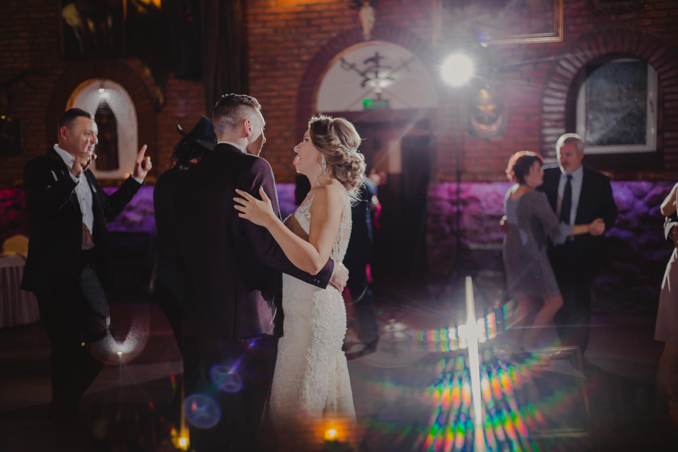 efektowne zdjęcia na weselu