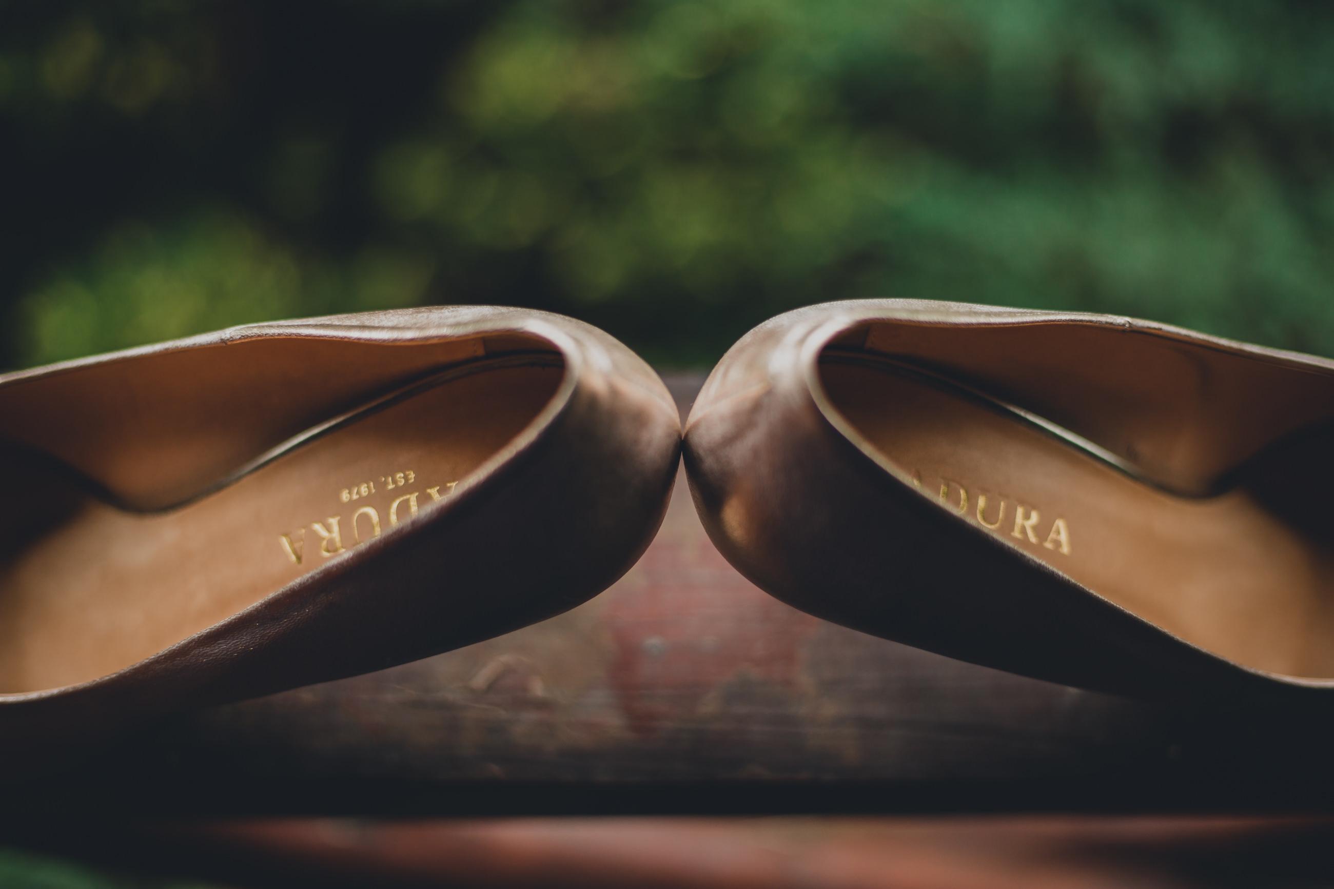 przygotowania do ślubu buty