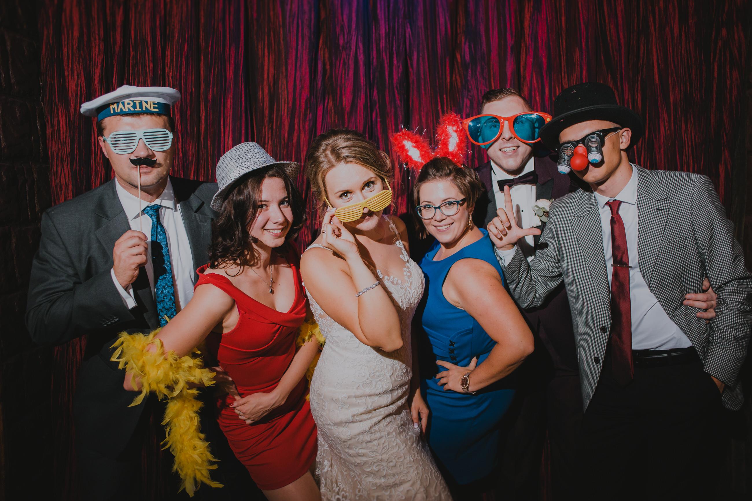 fotobudka fabryka ślubów