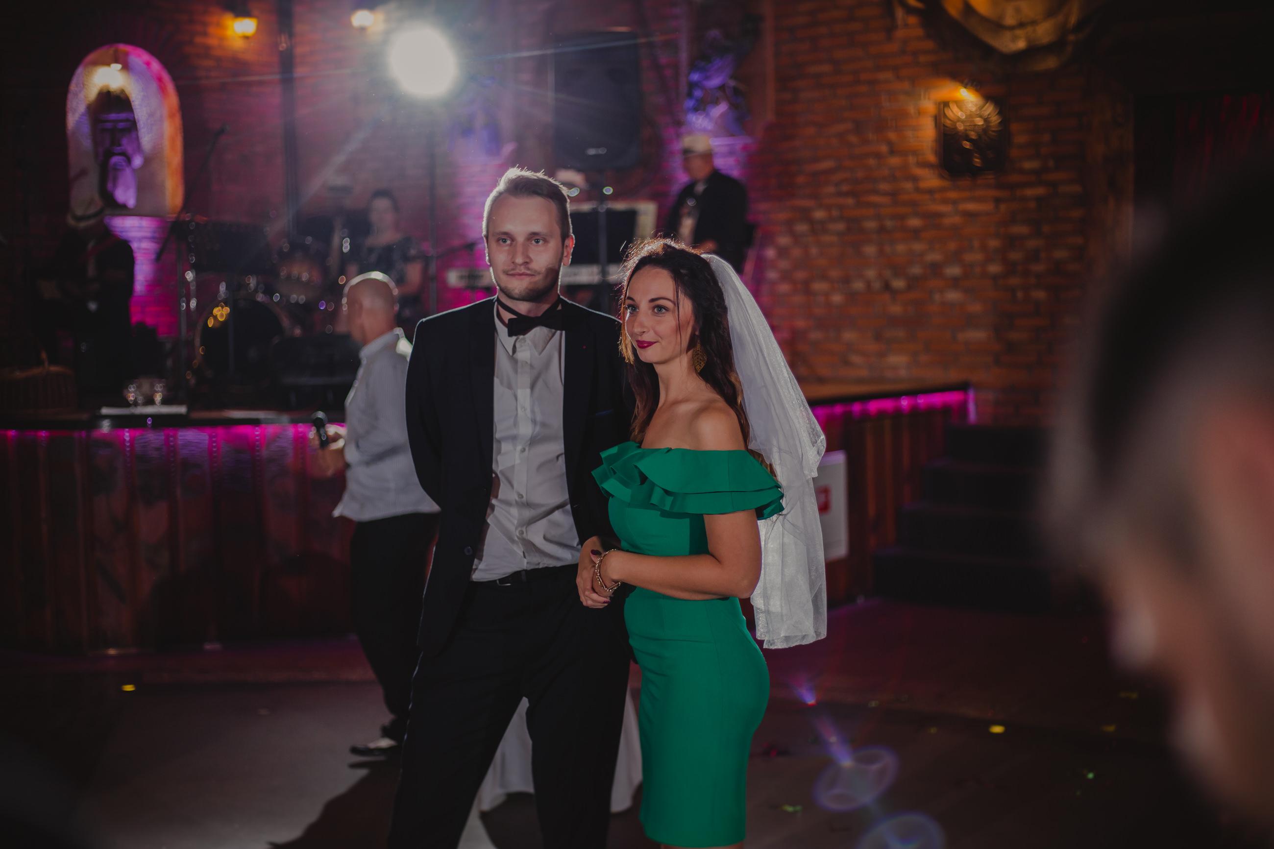 Justyna&Mateusz - Hotel Trylogia - Fotograf ślubny Warszawa
