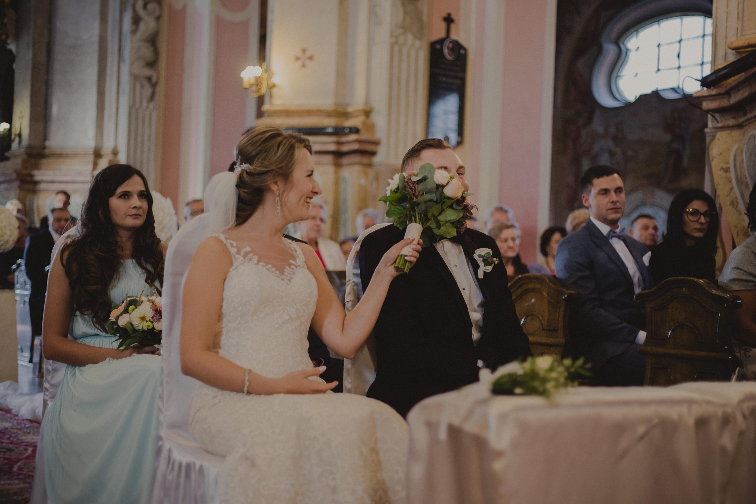 ślub na luzie kobyłka
