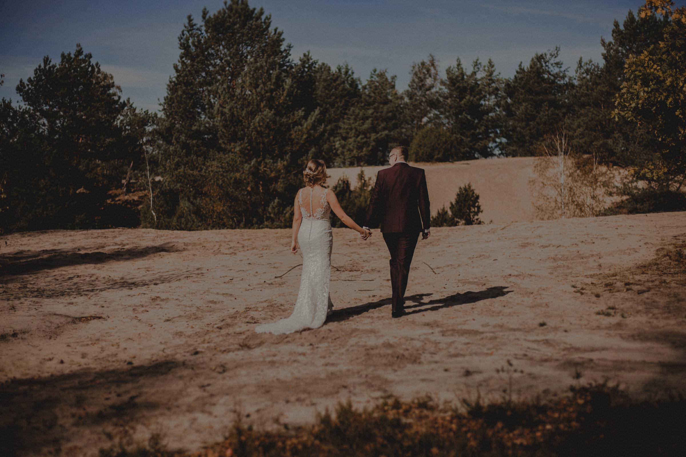 klimatyczne zdjęcia poslubne