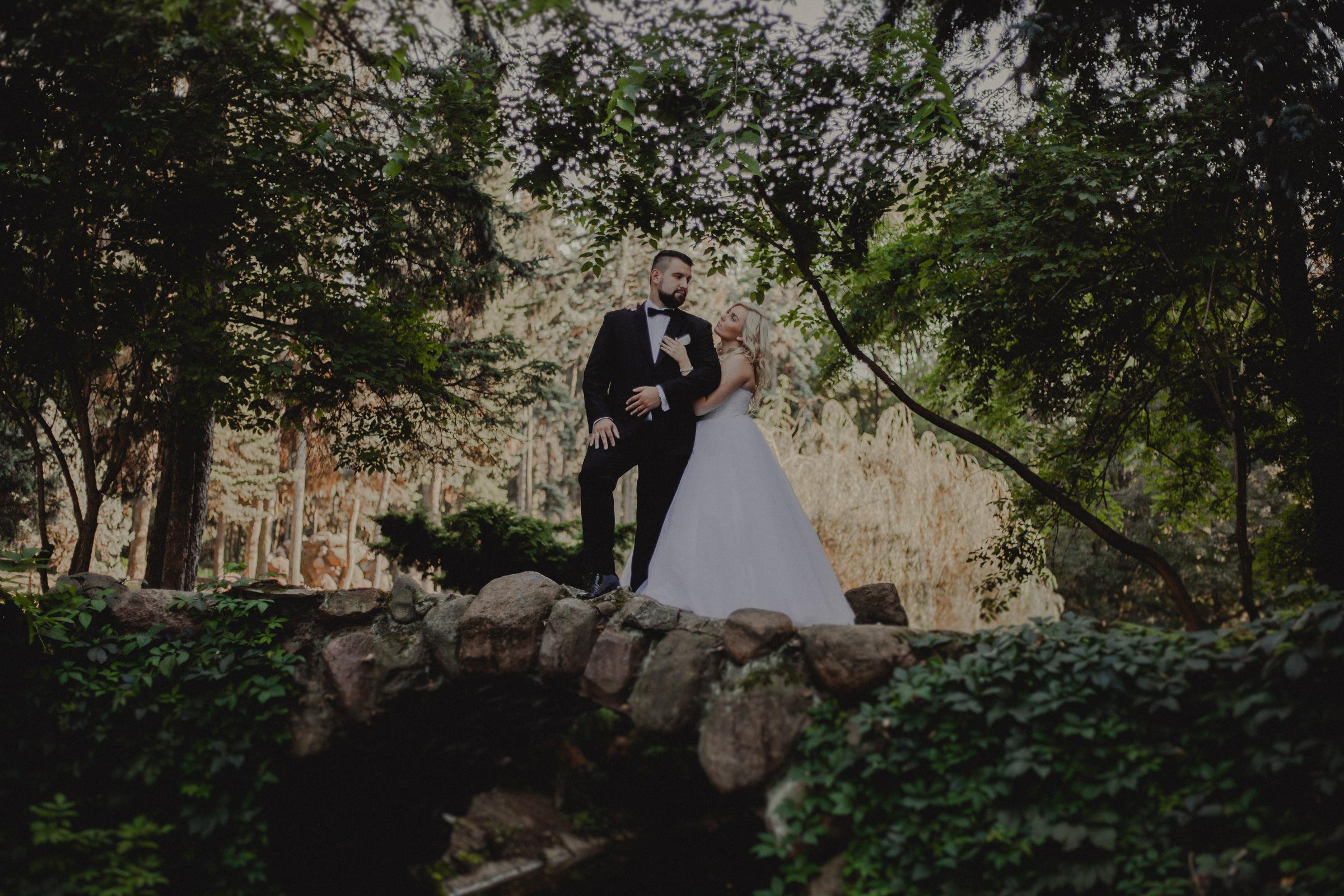 klasyczna sesja ślubna warszawa