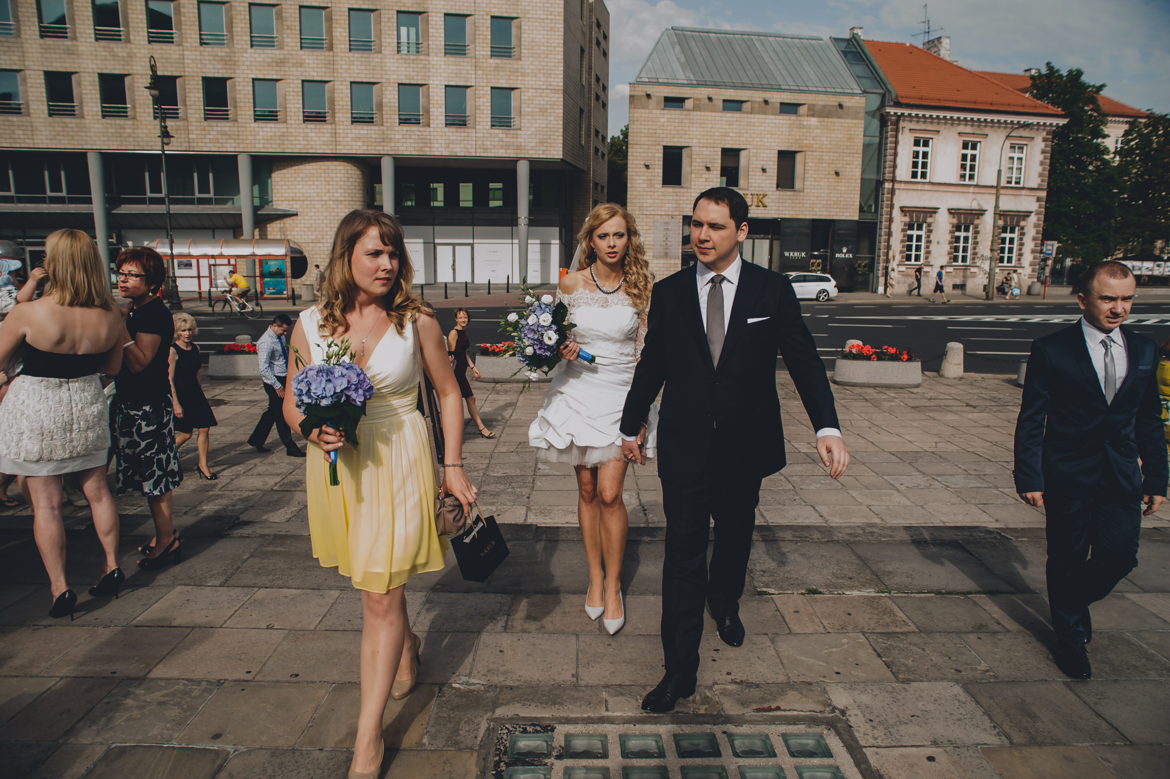 Endorfina Foksal Wesele - Pałac Zamoyskich Warszawa