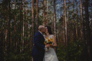 zdjęcia ślubne mogą być romantyczne