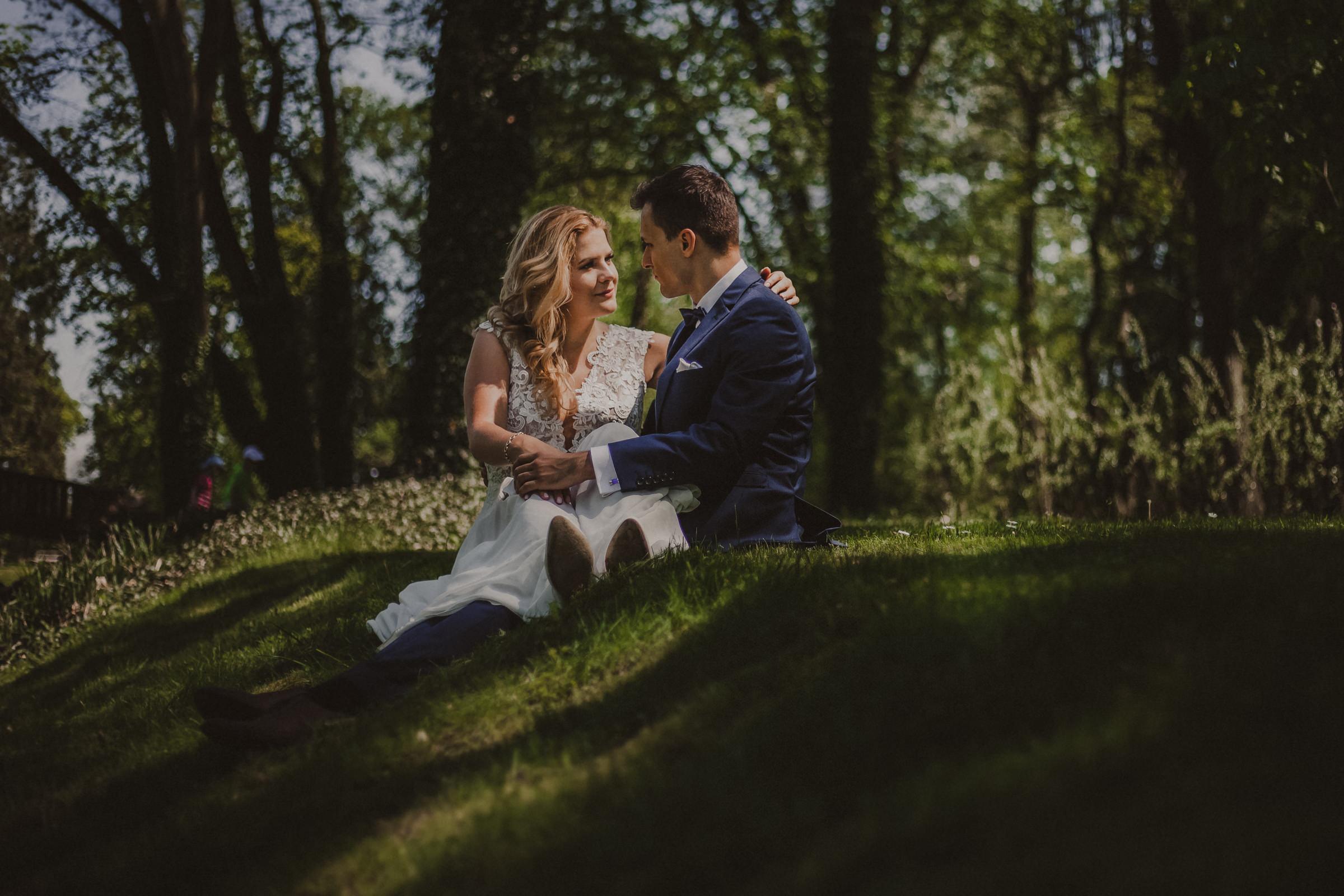 fotograf sesja ślubna