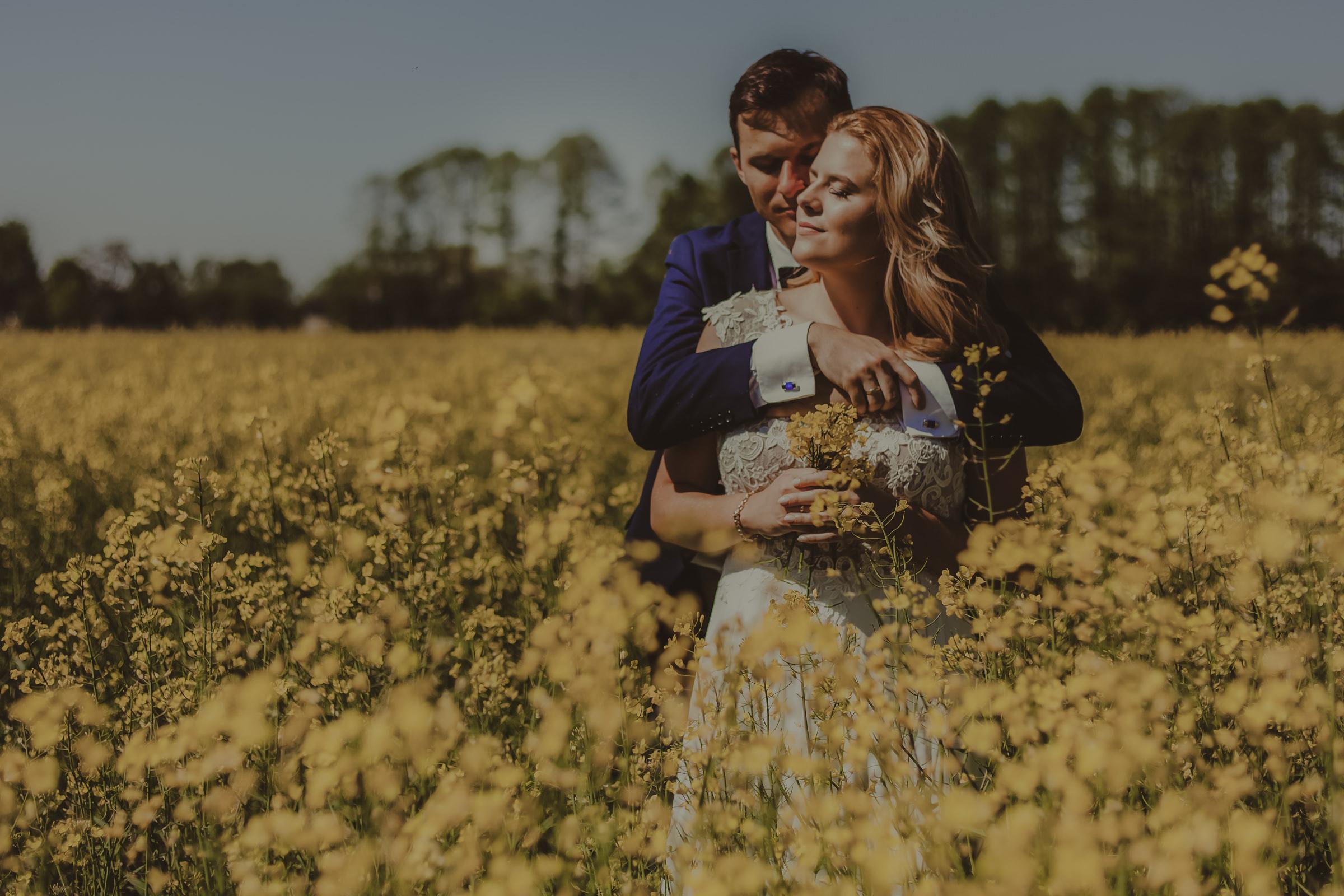 Sesja ślubna na łonie natury-Żelazowa Wola