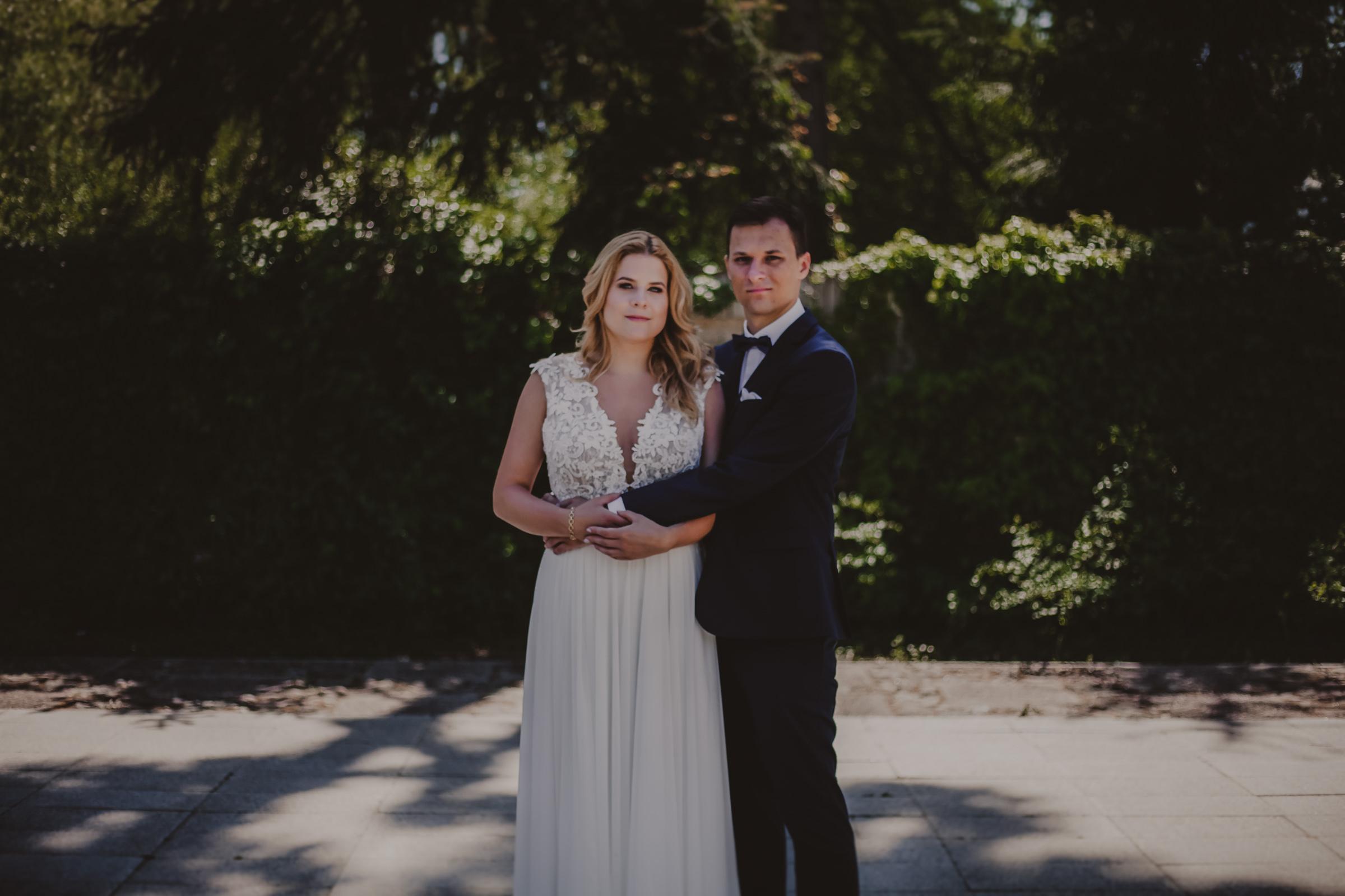 fotografie ślubne sesja