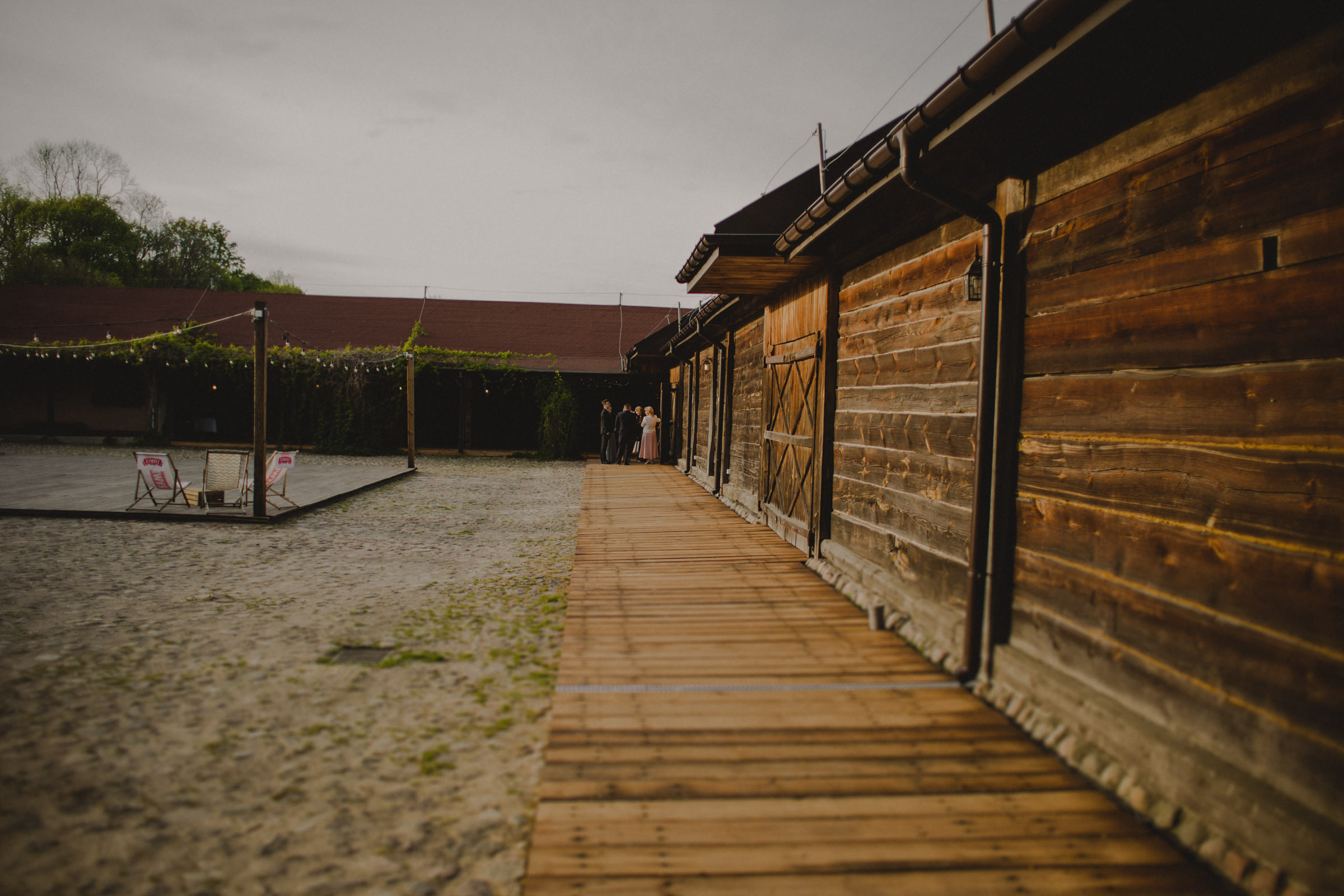 wesele stodoła siedlce
